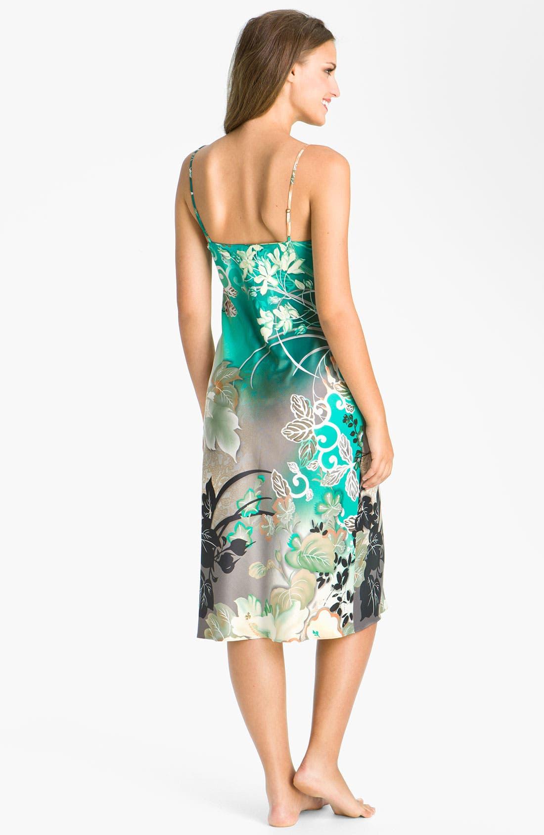 Alternate Image 2  - Natori 'Ming' Nightgown