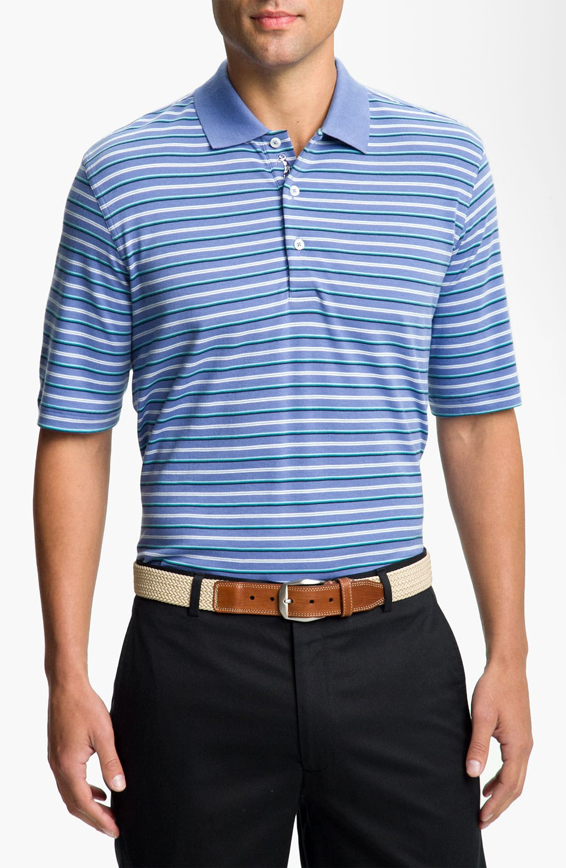 Alternate Image 1 Selected - Bobby Jones 'Clubhouse' Polo