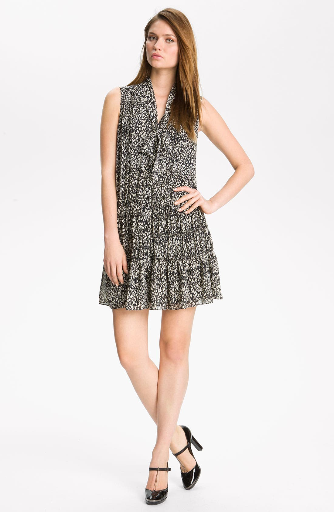 Main Image - Mcginn Leopard Print Dress