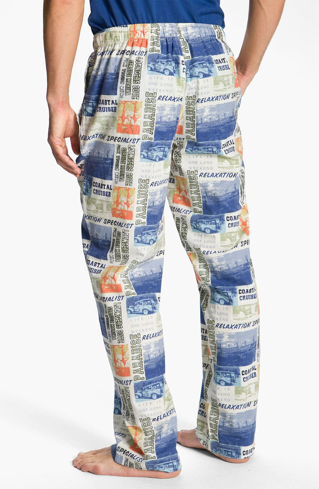 Alternate Image 2  - Tommy Bahama 'World Traveler' Pants