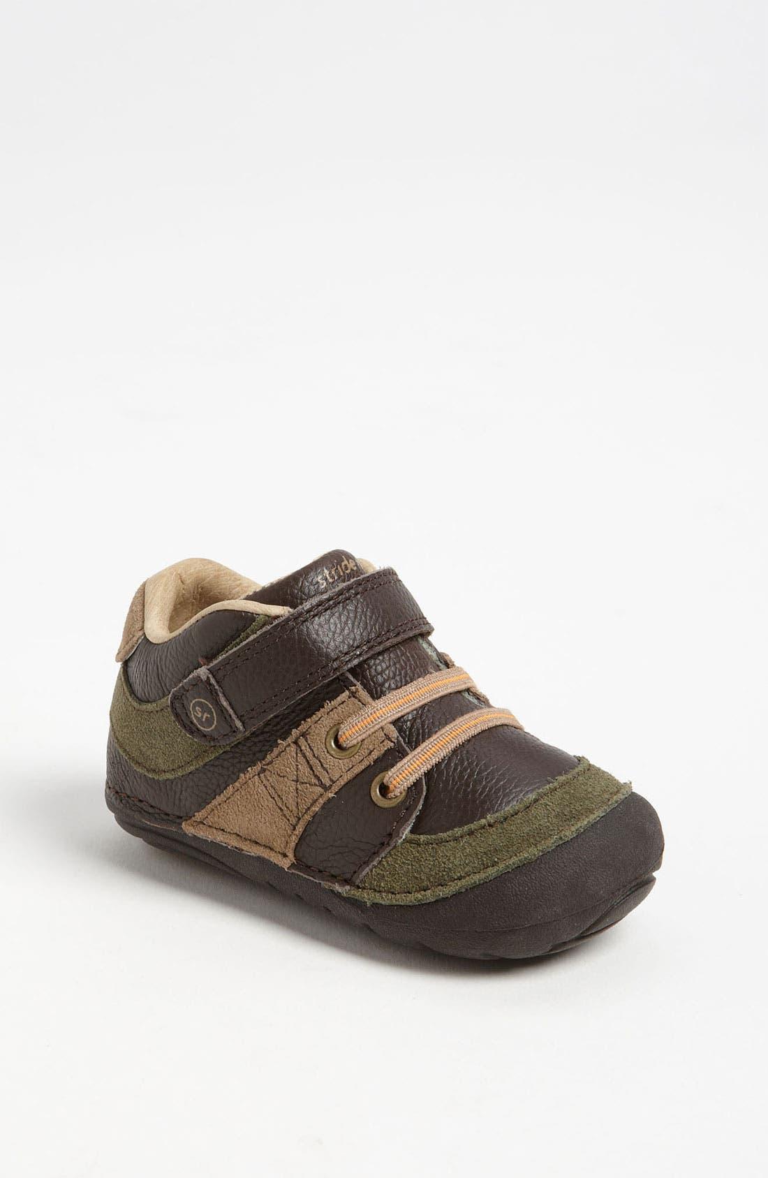 Alternate Image 1 Selected - Stride Rite 'Julien' Sneaker (Baby & Walker)