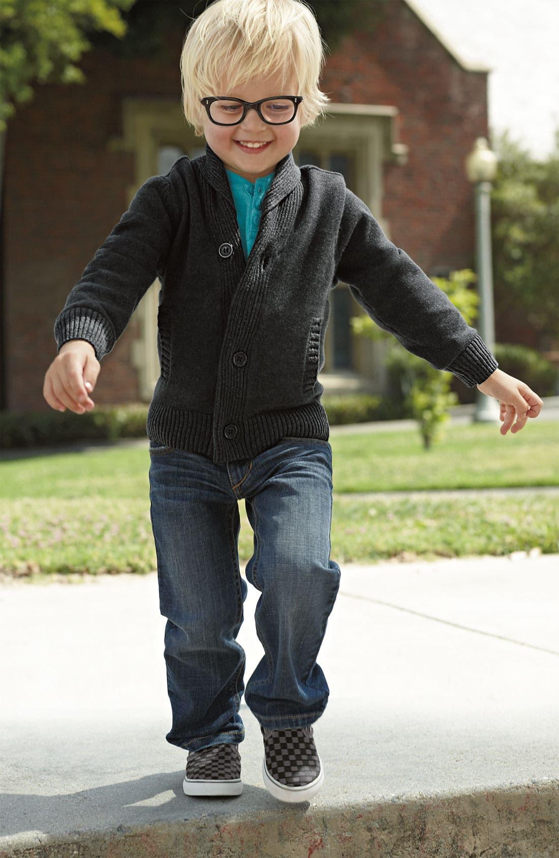 Alternate Image 3  - Joe's 'Brixton' Straight Leg Jeans (Toddler)
