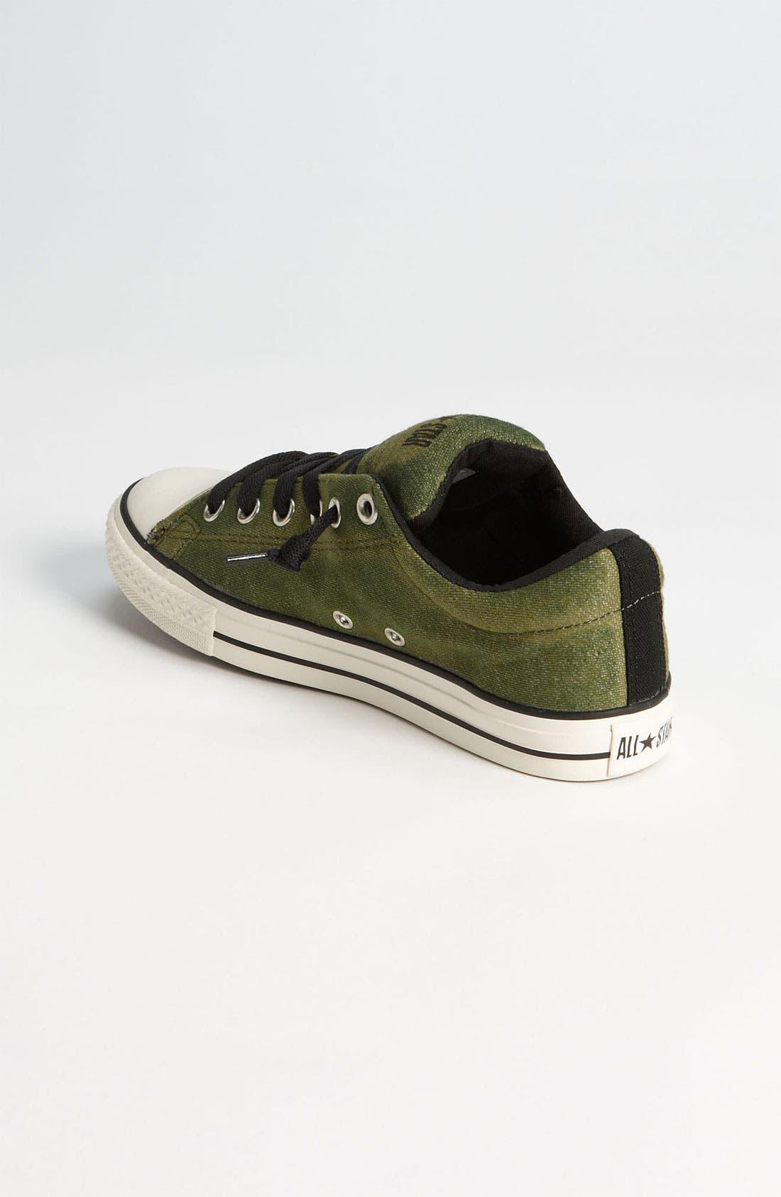 Alternate Image 2  - Converse Chuck Taylor® 'Street' Sneaker (Toddler, Little Kid & Big Kid)