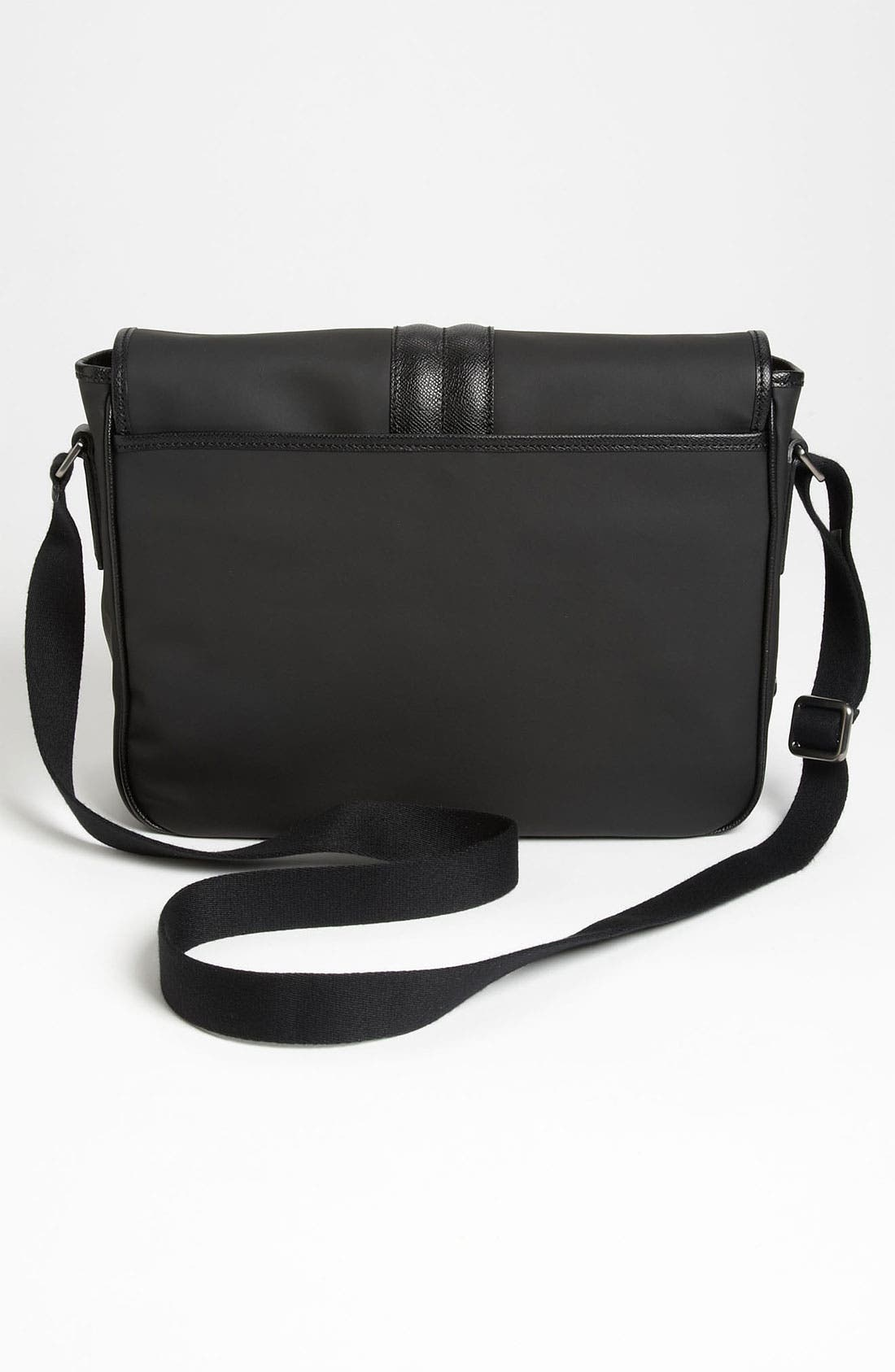 Alternate Image 4  - Tod's Coated Cotton Messenger Bag