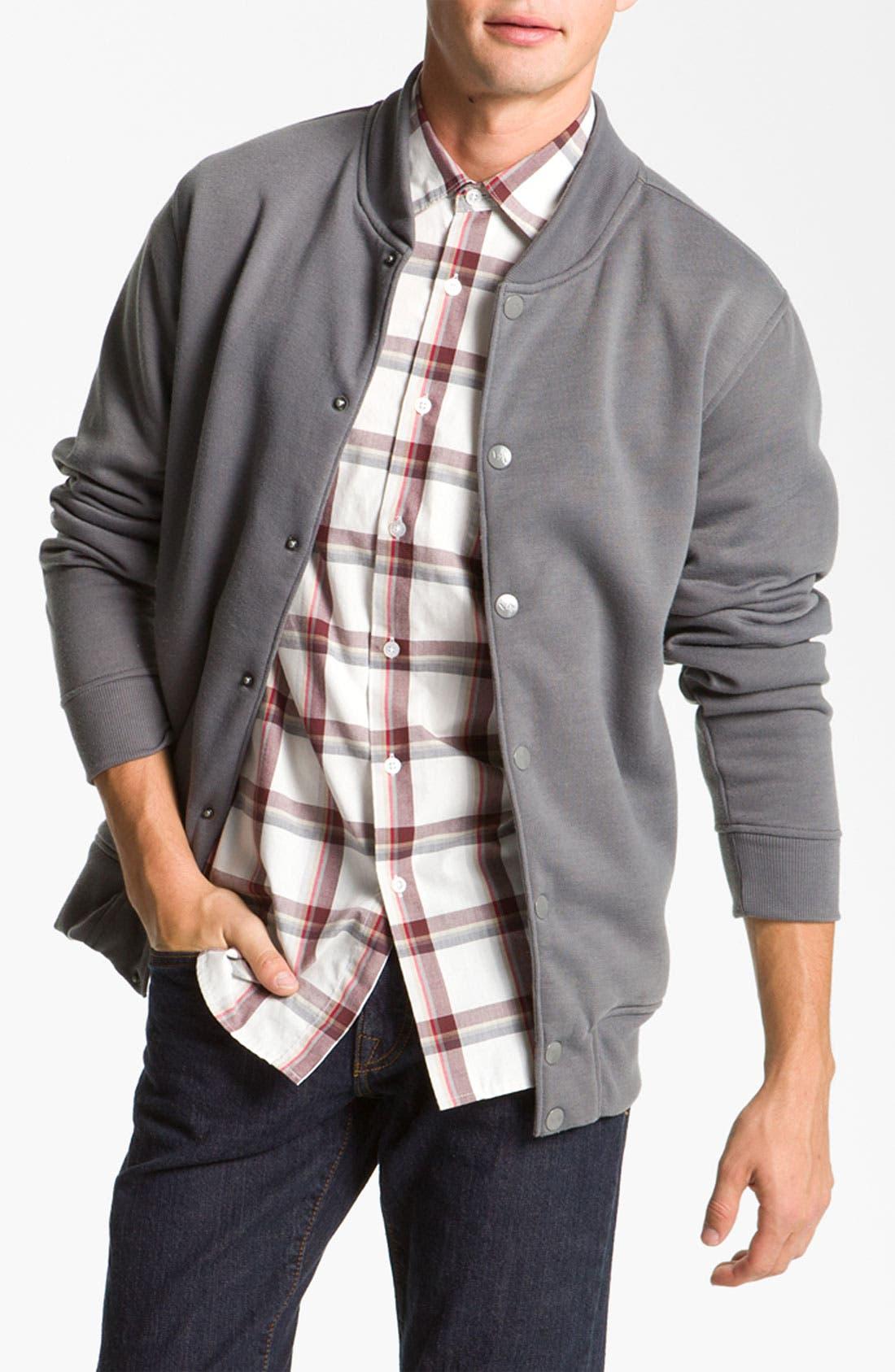 Alternate Image 1 Selected - RVCA 'Grabber' Jacket