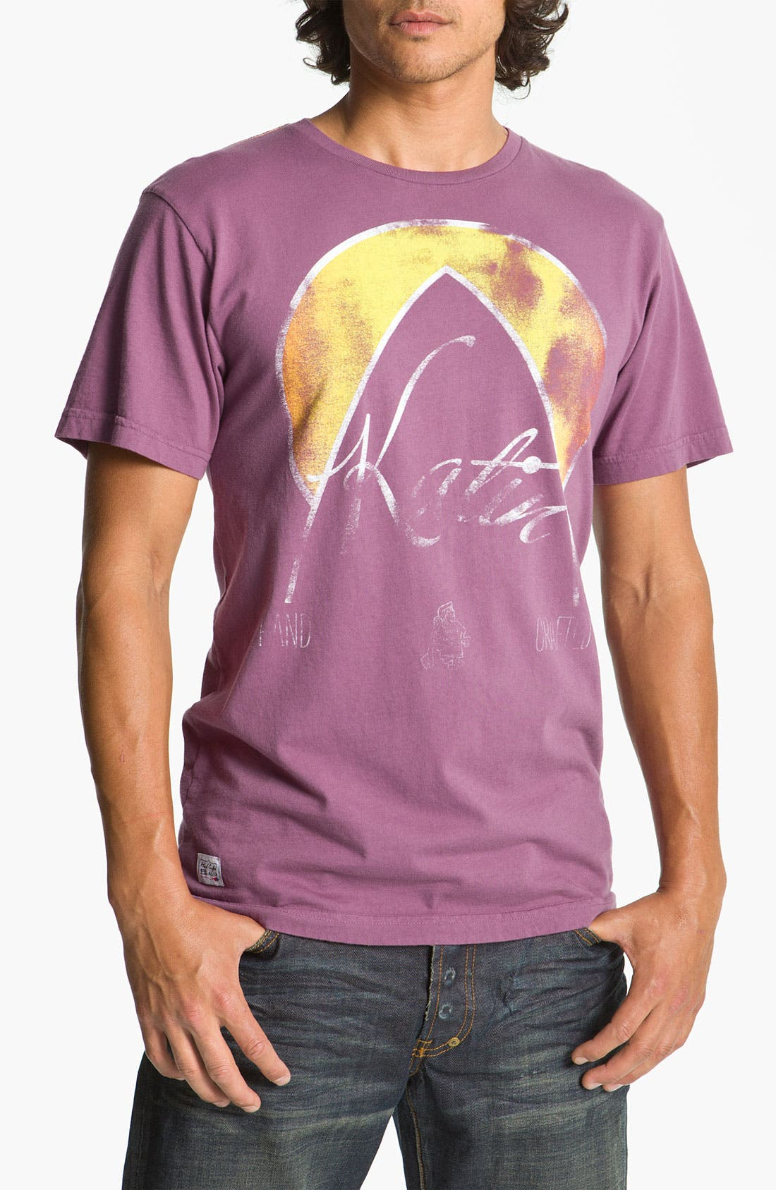 Alternate Image 1 Selected - Katin 'Nose' Graphic T-Shirt