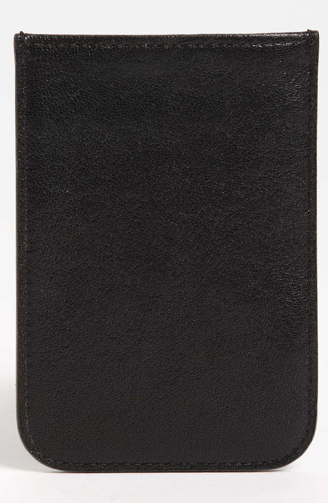 Alternate Image 4  - MARC JACOBS Leather iPhone Sleeve