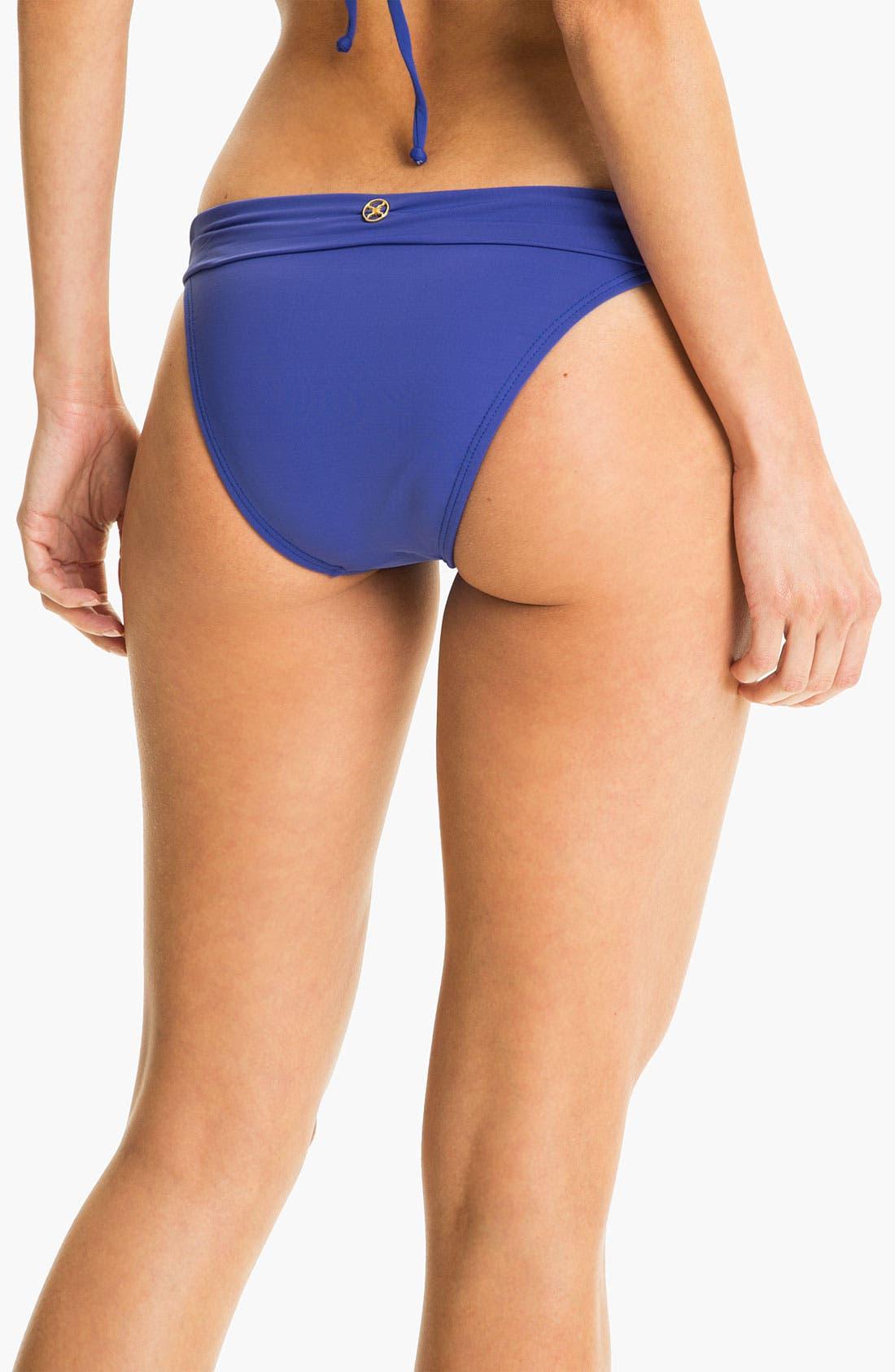 Alternate Image 2  - ViX Swimwear 'Bia' Logo Bikini Bottoms