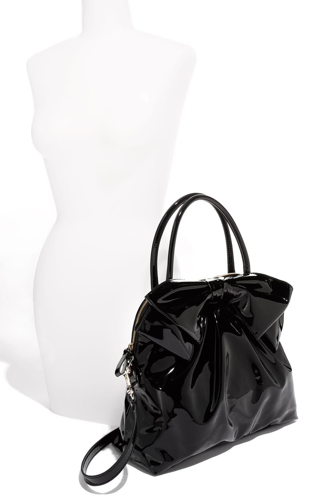 Alternate Image 2  - Valentino 'Lacca Bow' Dome Handbag