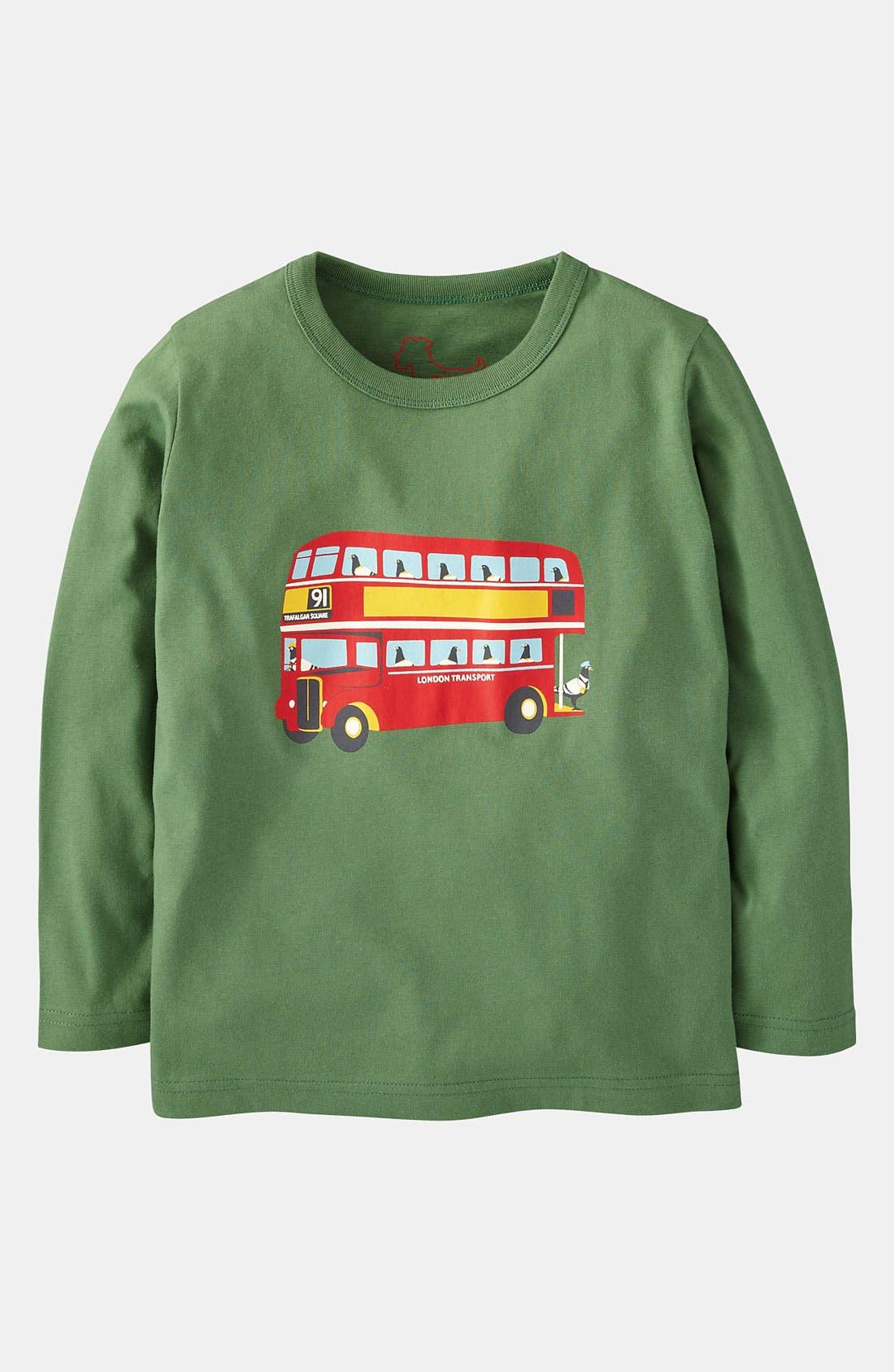 Alternate Image 1 Selected - Mini Boden 'London' T-Shirt (Toddler)