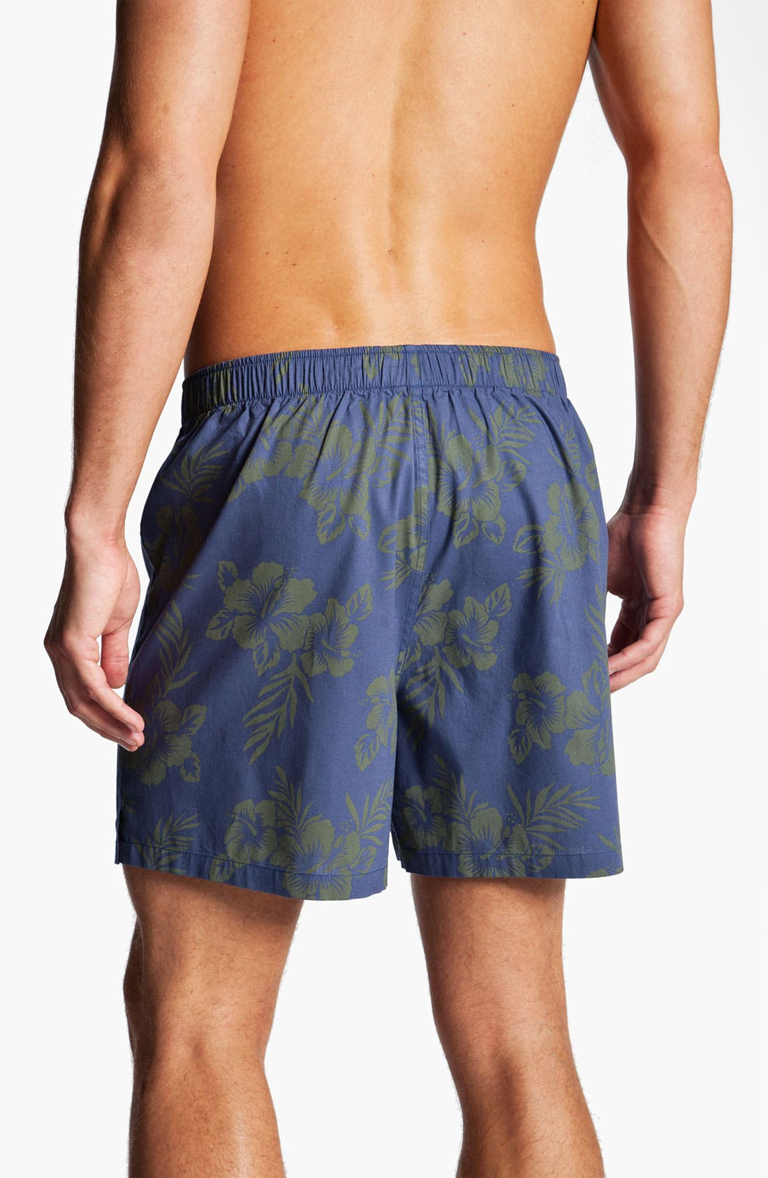 Alternate Image 2  - Tommy Bahama 'Oahu' Floral Print Boxers