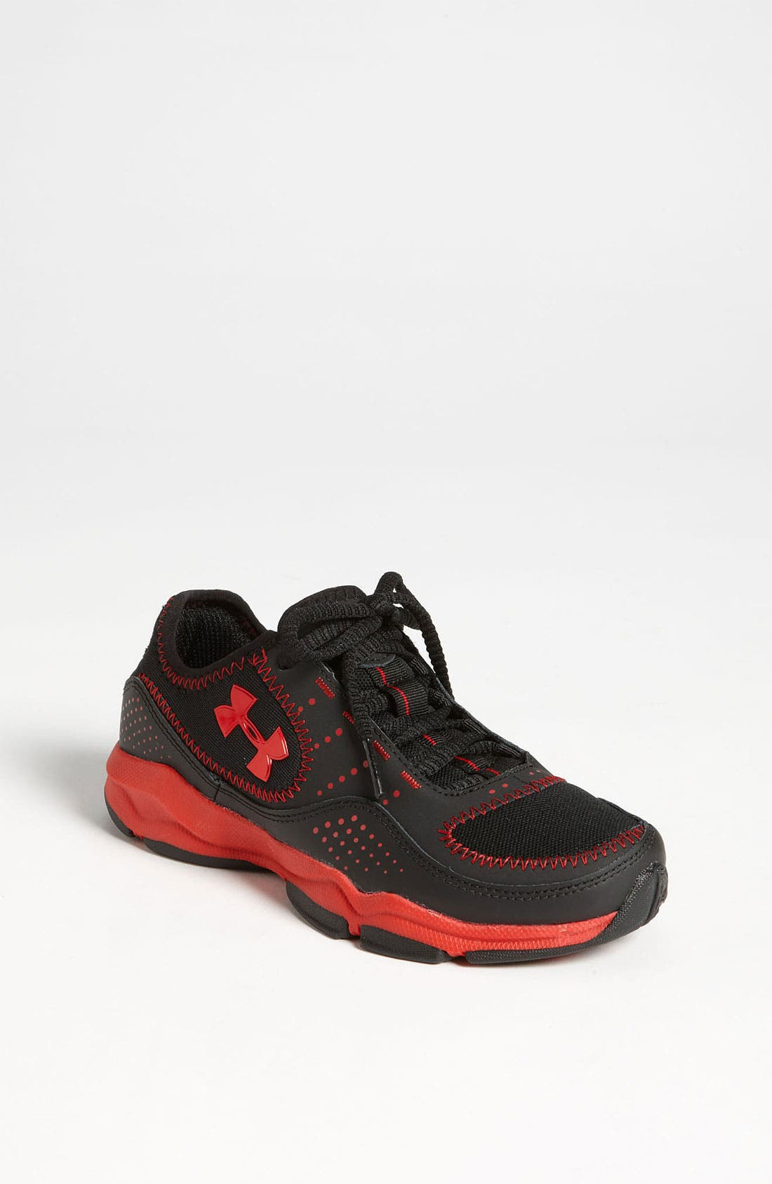 Alternate Image 1 Selected - Under Armour 'Defend' Sneaker (Toddler, Little Kid & Big Kid)