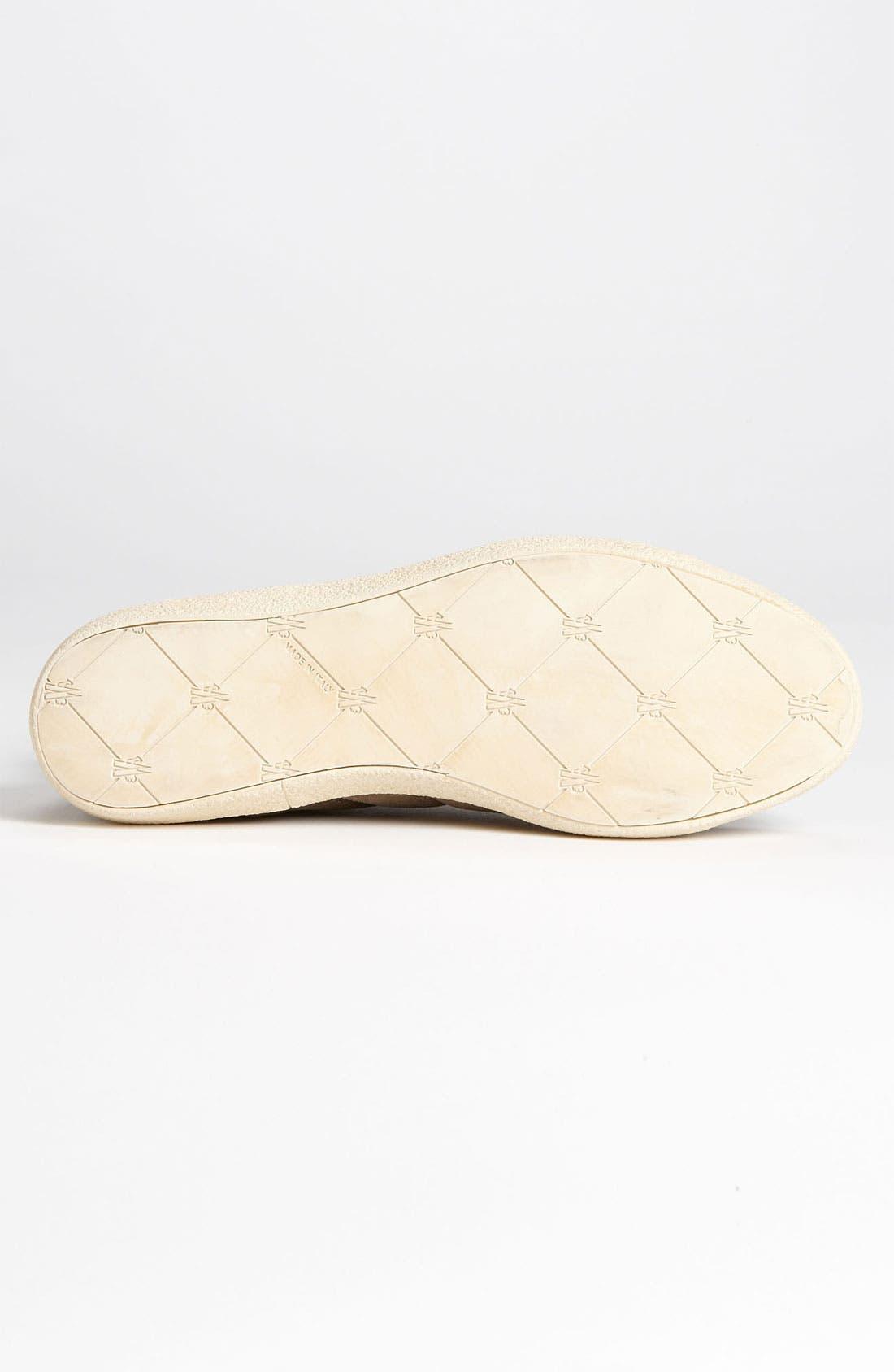 Alternate Image 3  - Moncler 'Lyon' Suede Sneaker (Men)