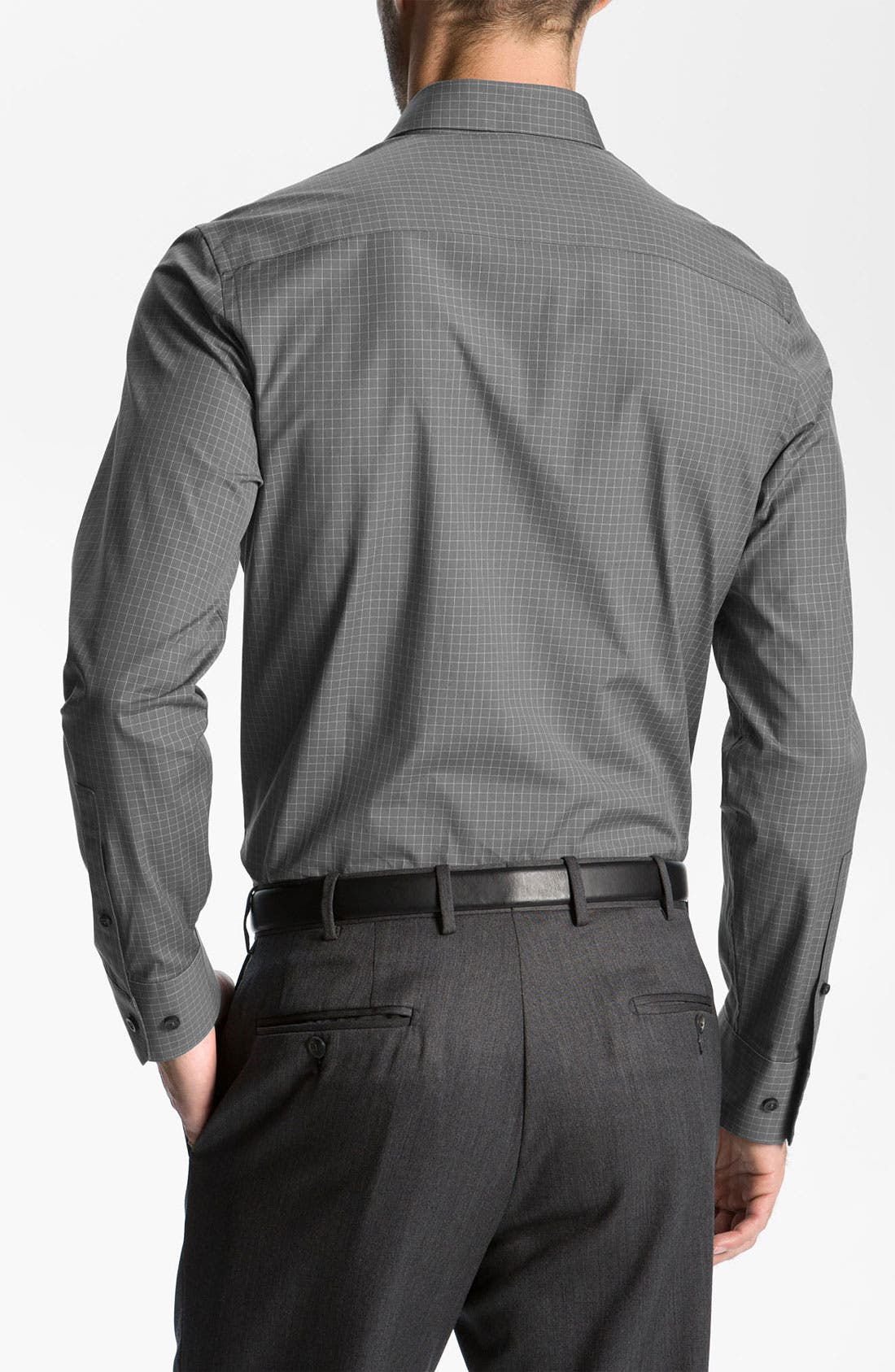 Alternate Image 2  - Calibrate Trim Fit Sport Shirt