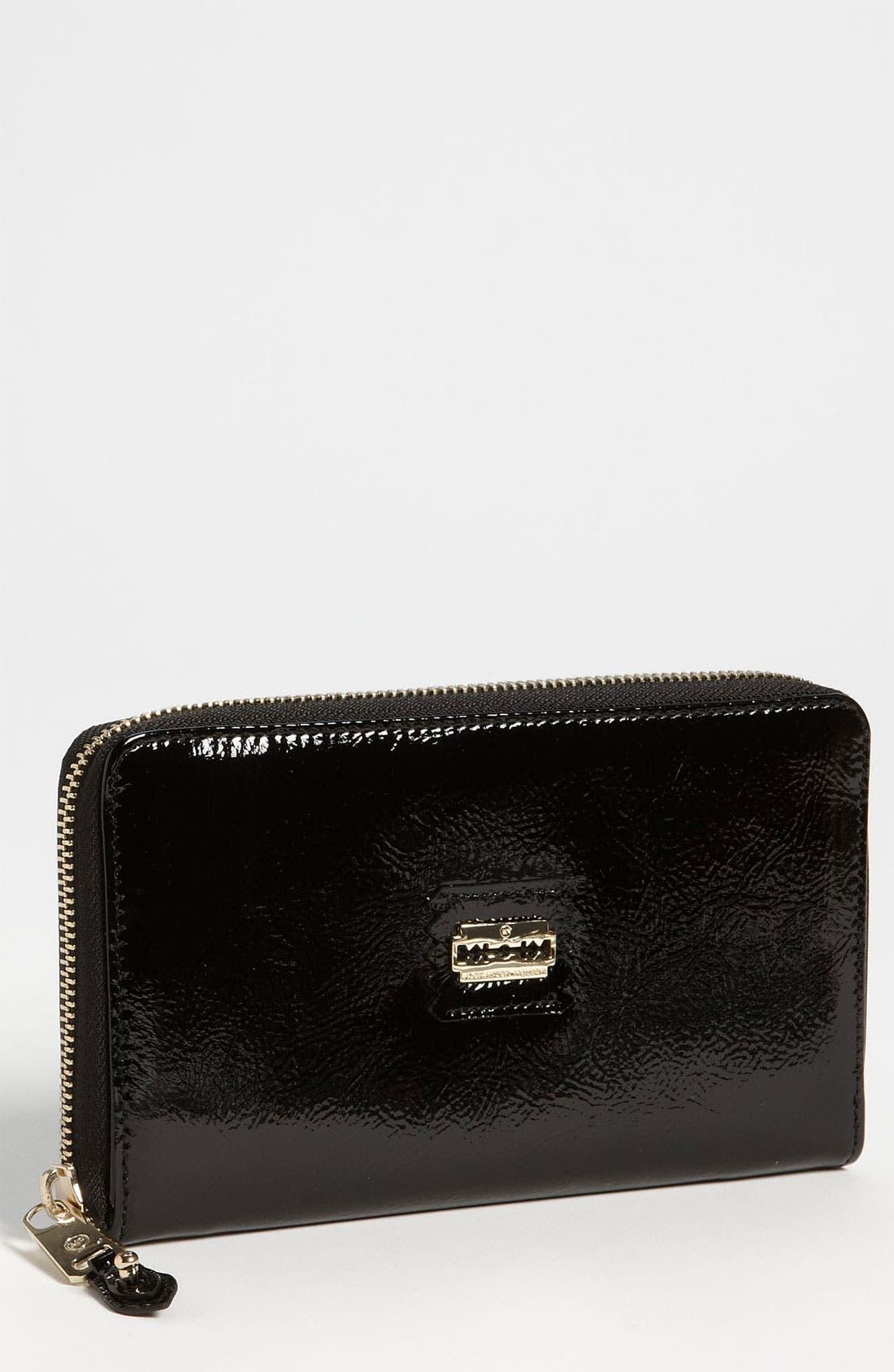 Main Image - McQ by Alexander McQueen 'East West' Zip Around Wallet