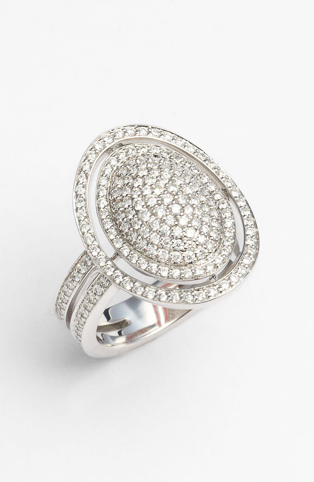 Main Image - Ivanka Trump 'Signature' Pavé Diamond Ring