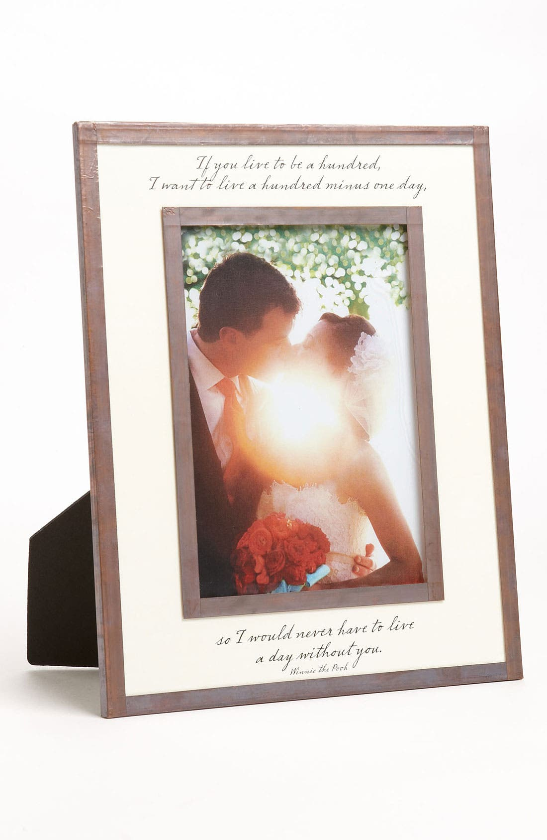Main Image - Ben's Garden 'If You Live to Be' Picture Frame (5x7)