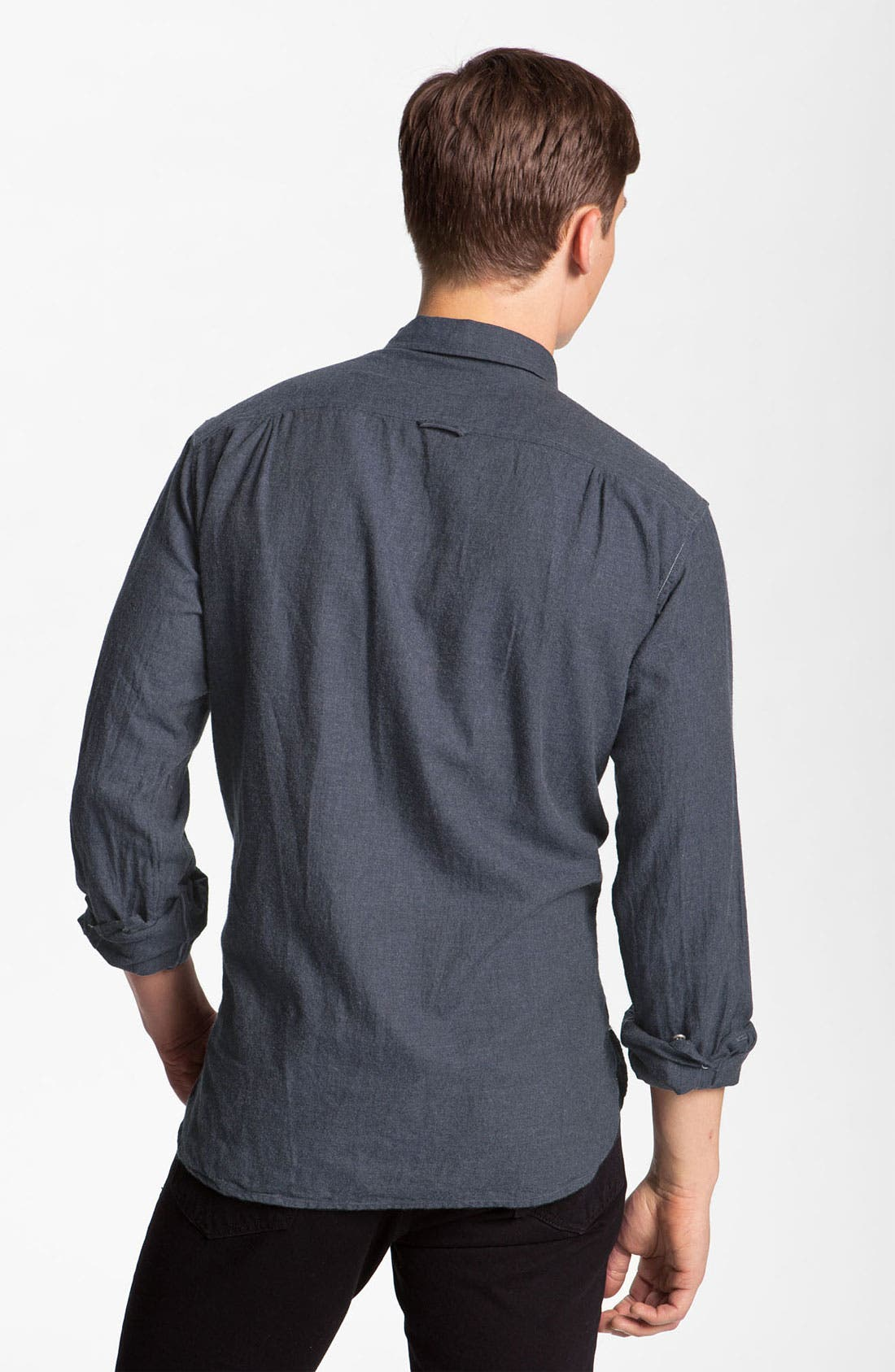 Alternate Image 2  - rag & bone 'Beach' Woven Shirt