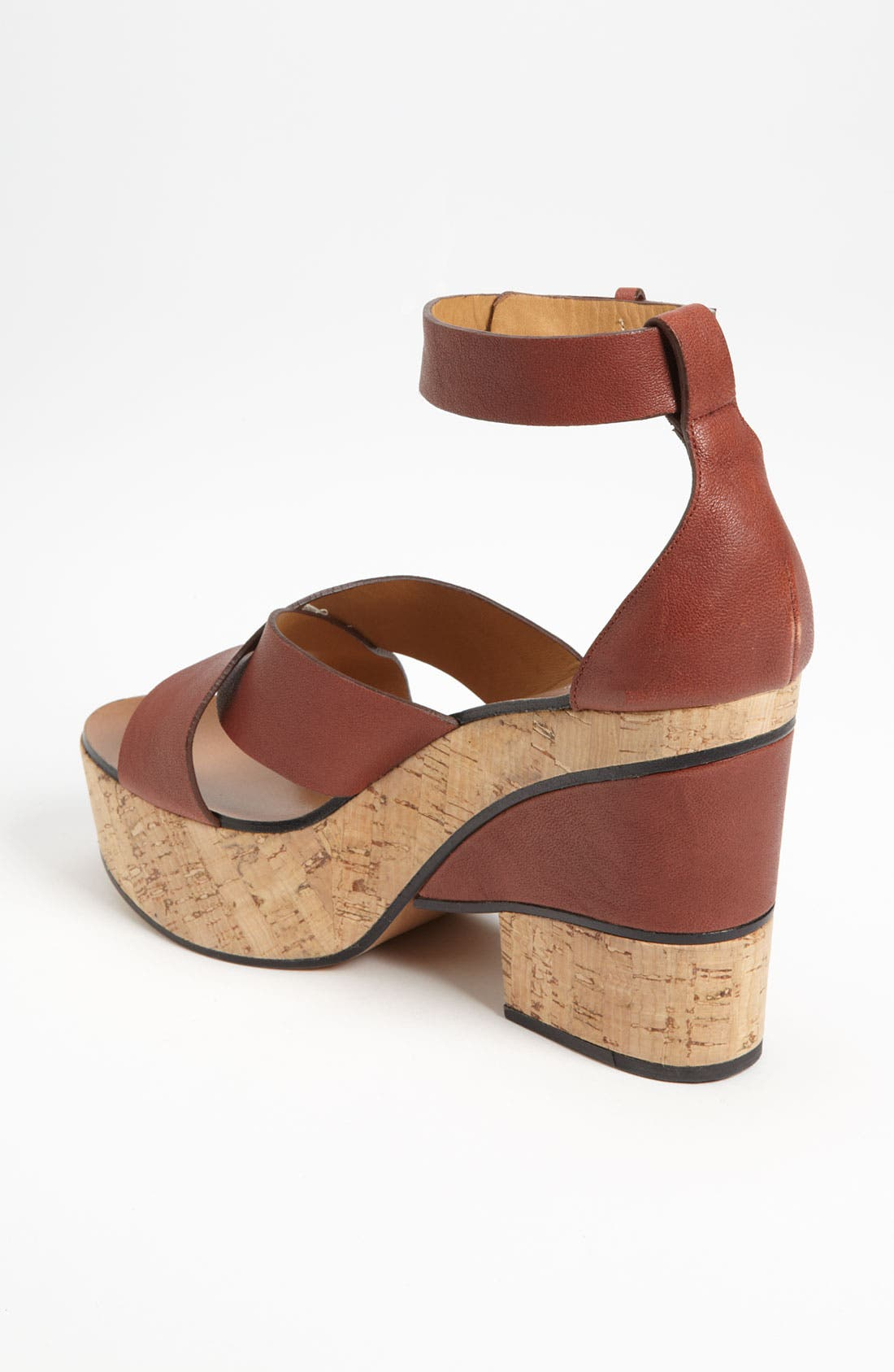 Alternate Image 2  - Chloé Cork Sandal
