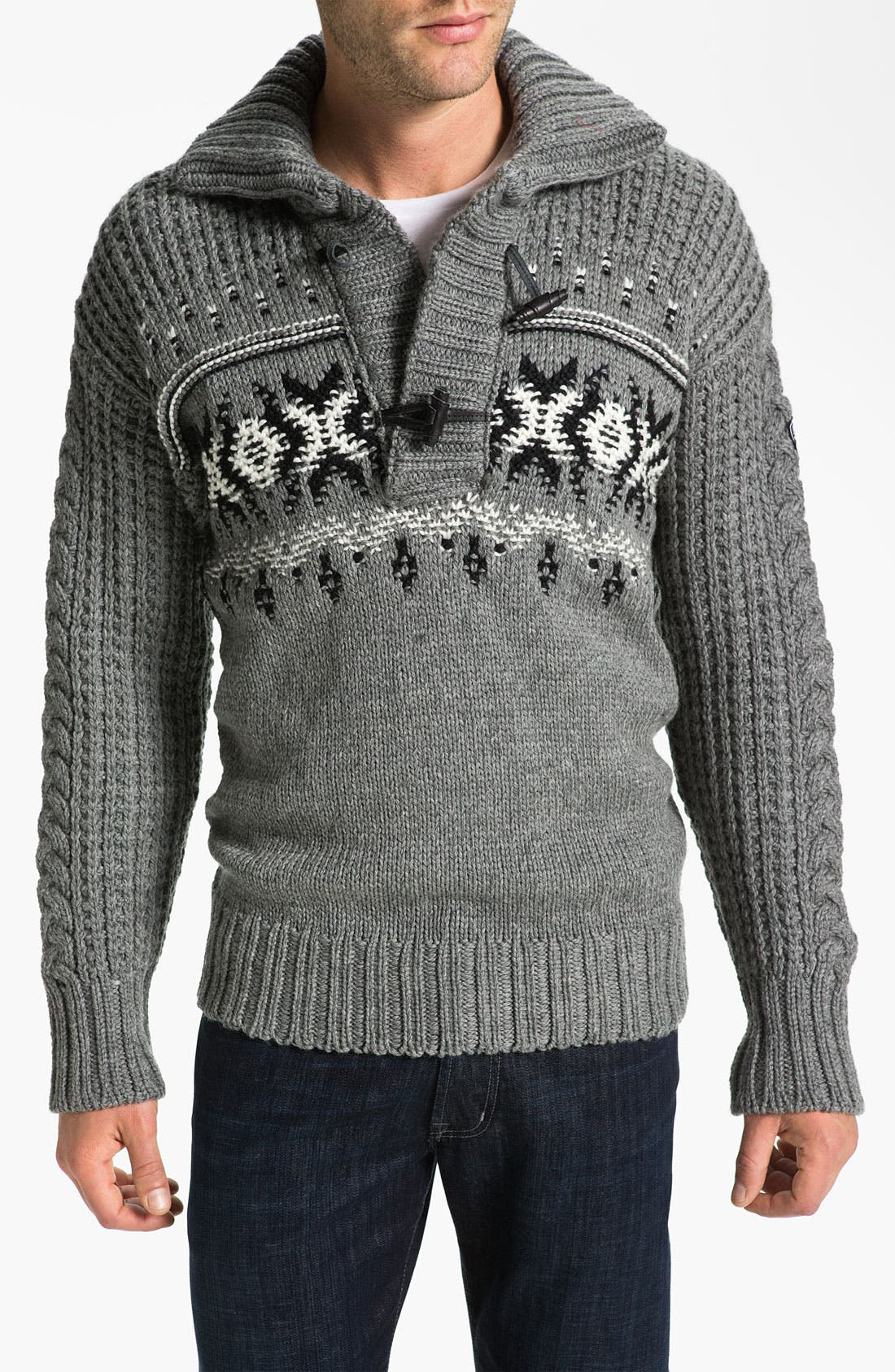 Alternate Image 1 Selected - Dale of Norway 'Fram'  Wool Sweater