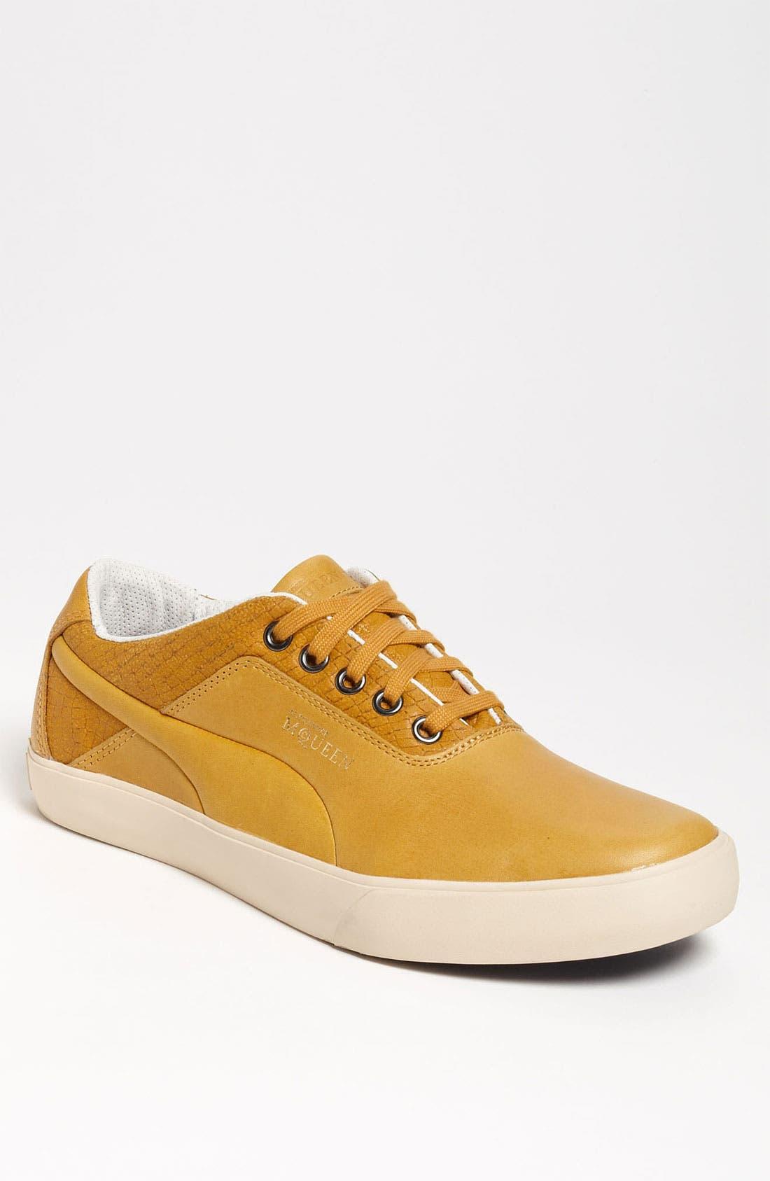Alternate Image 1 Selected - Alexander McQueen PUMA 'Deck Lo' Sneaker
