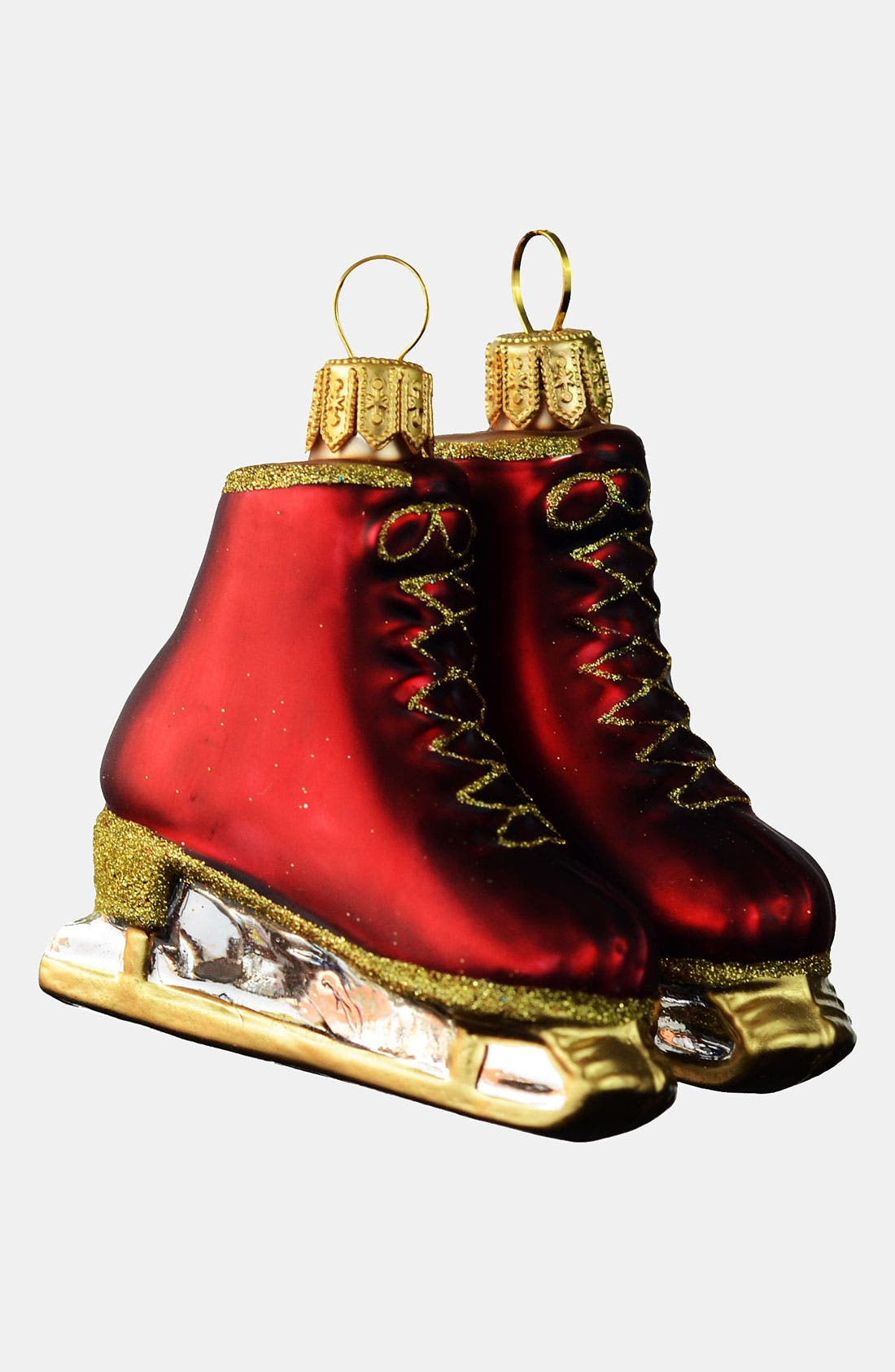 Alternate Image 1 Selected - Nordstrom at Home 'Ice Skates' Ornament