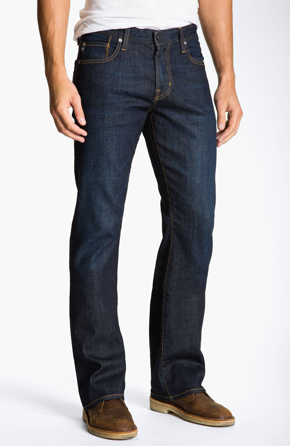 Alternate Image 1 Selected - AG Jeans 'Regent' Bootcut Jeans (Anderson)