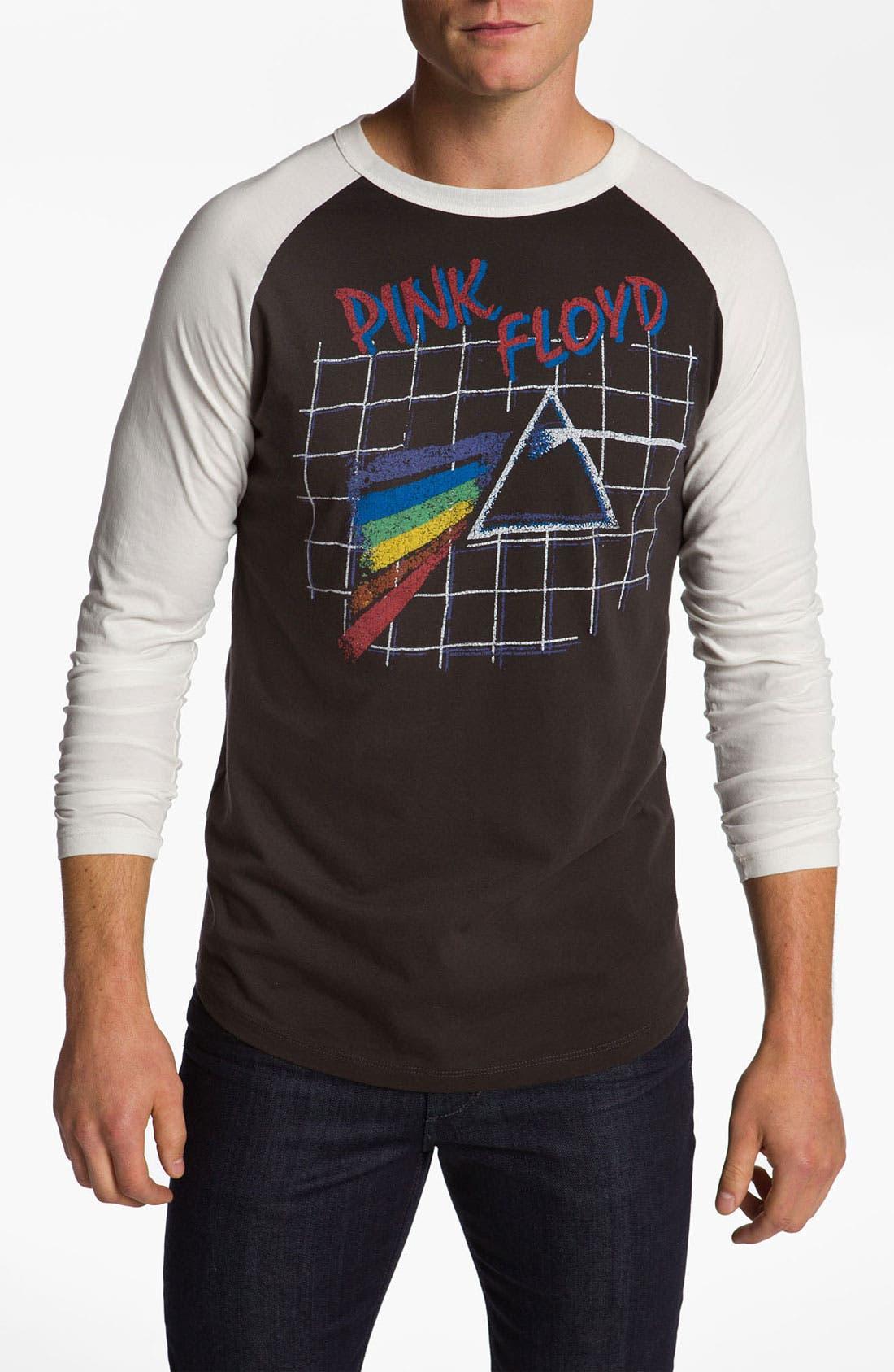 Alternate Image 1 Selected - Junk Food 'Pink Floyd' Long Sleeve T-Shirt