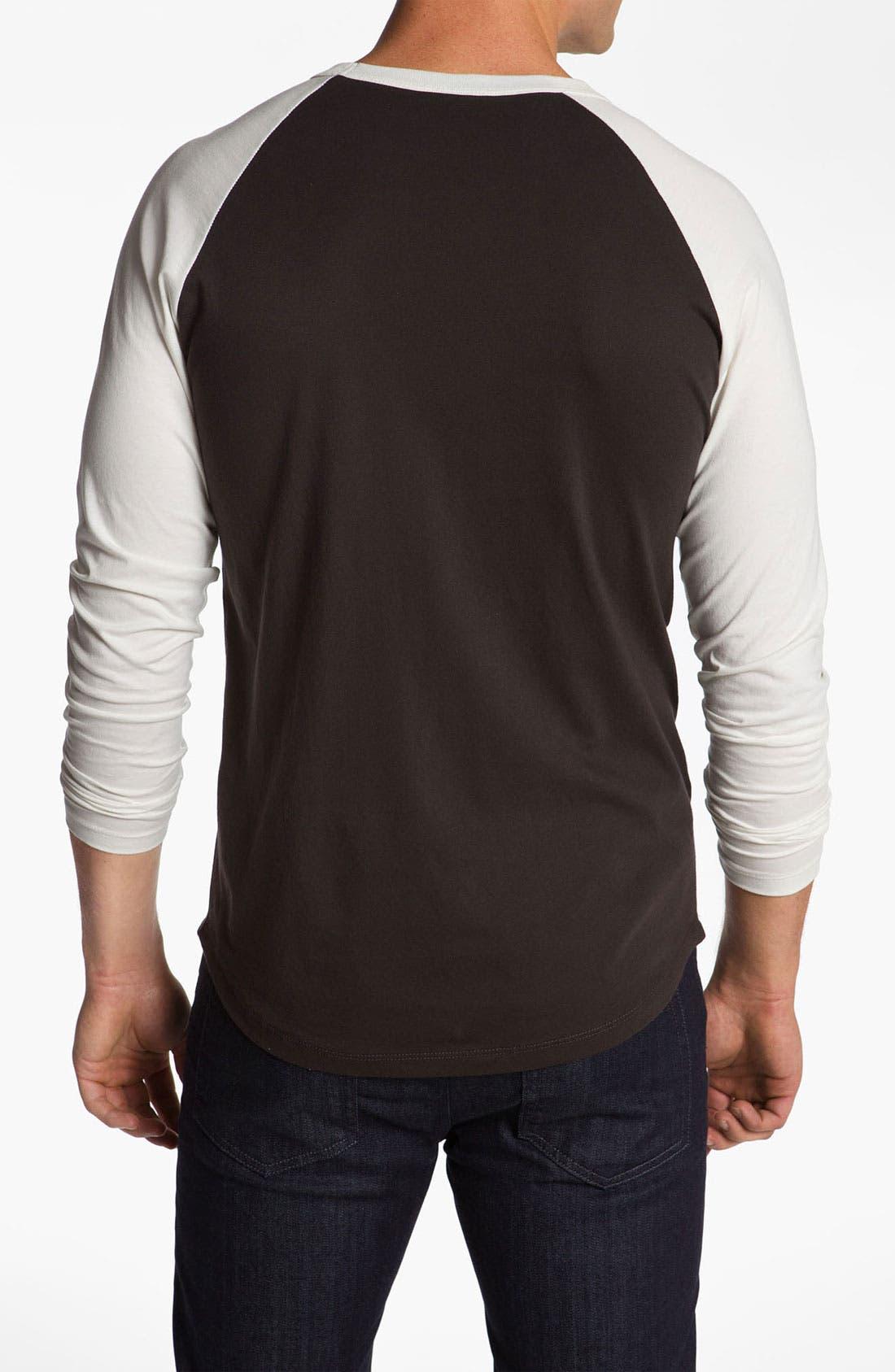 Alternate Image 2  - Junk Food 'Pink Floyd' Long Sleeve T-Shirt