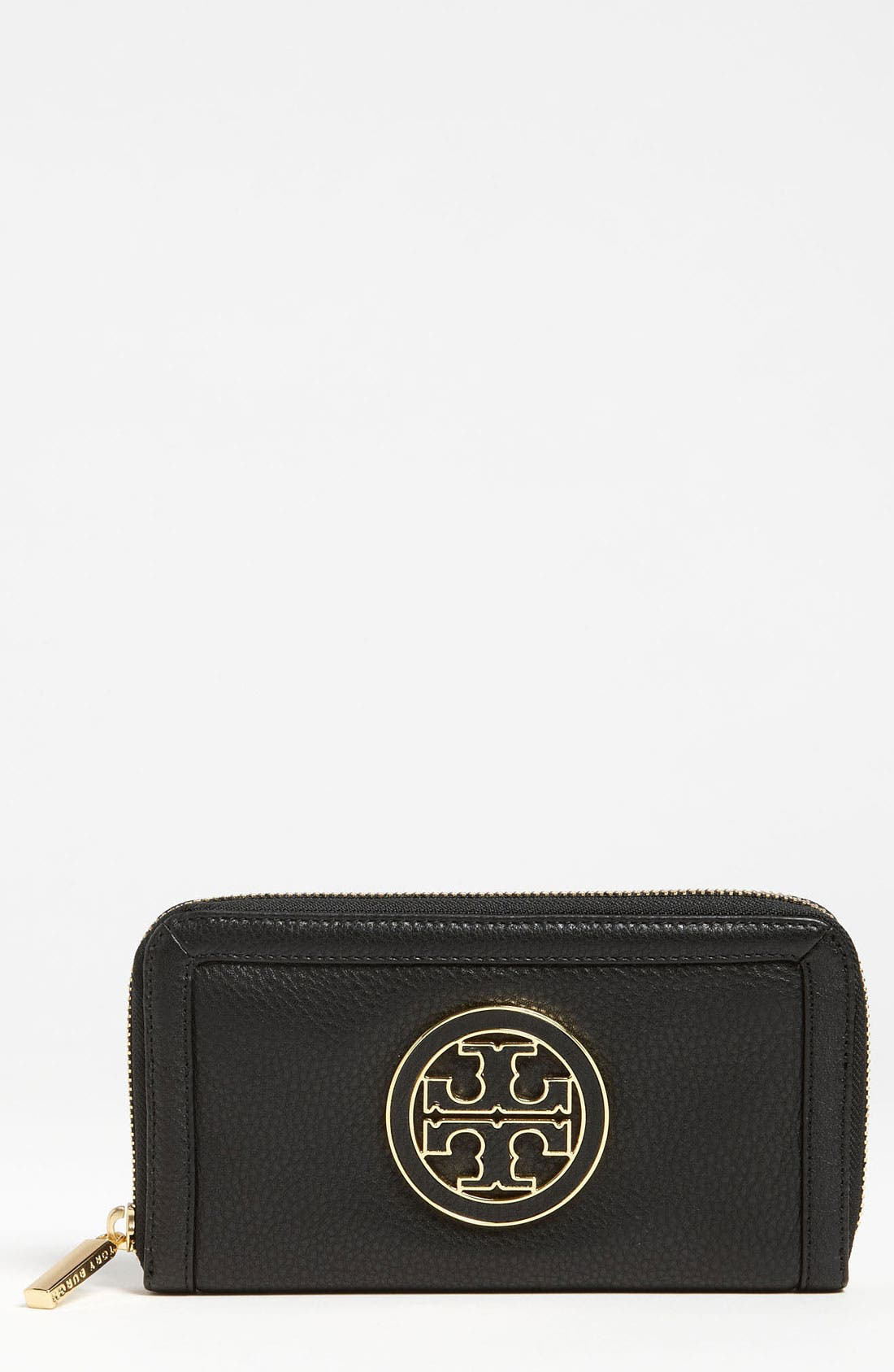 Alternate Image 1 Selected - Tory Burch 'Amanda' Continental Wallet