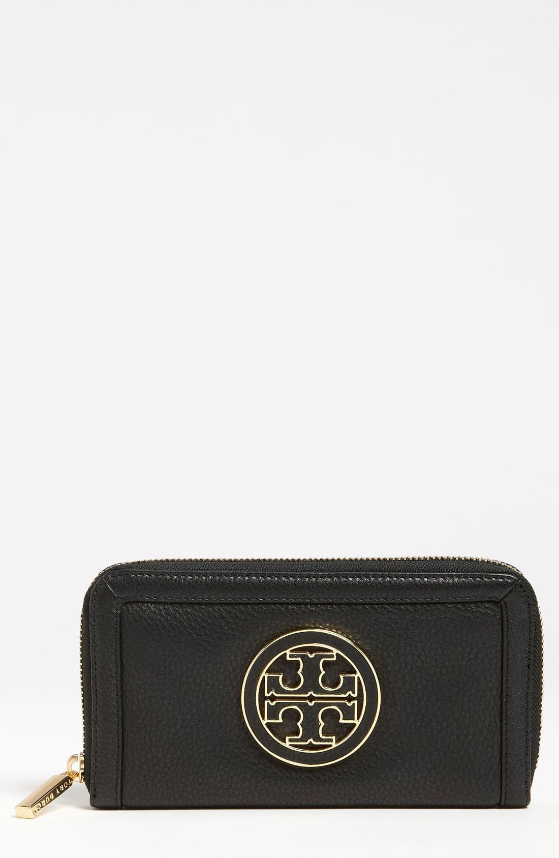 Main Image - Tory Burch 'Amanda' Continental Wallet