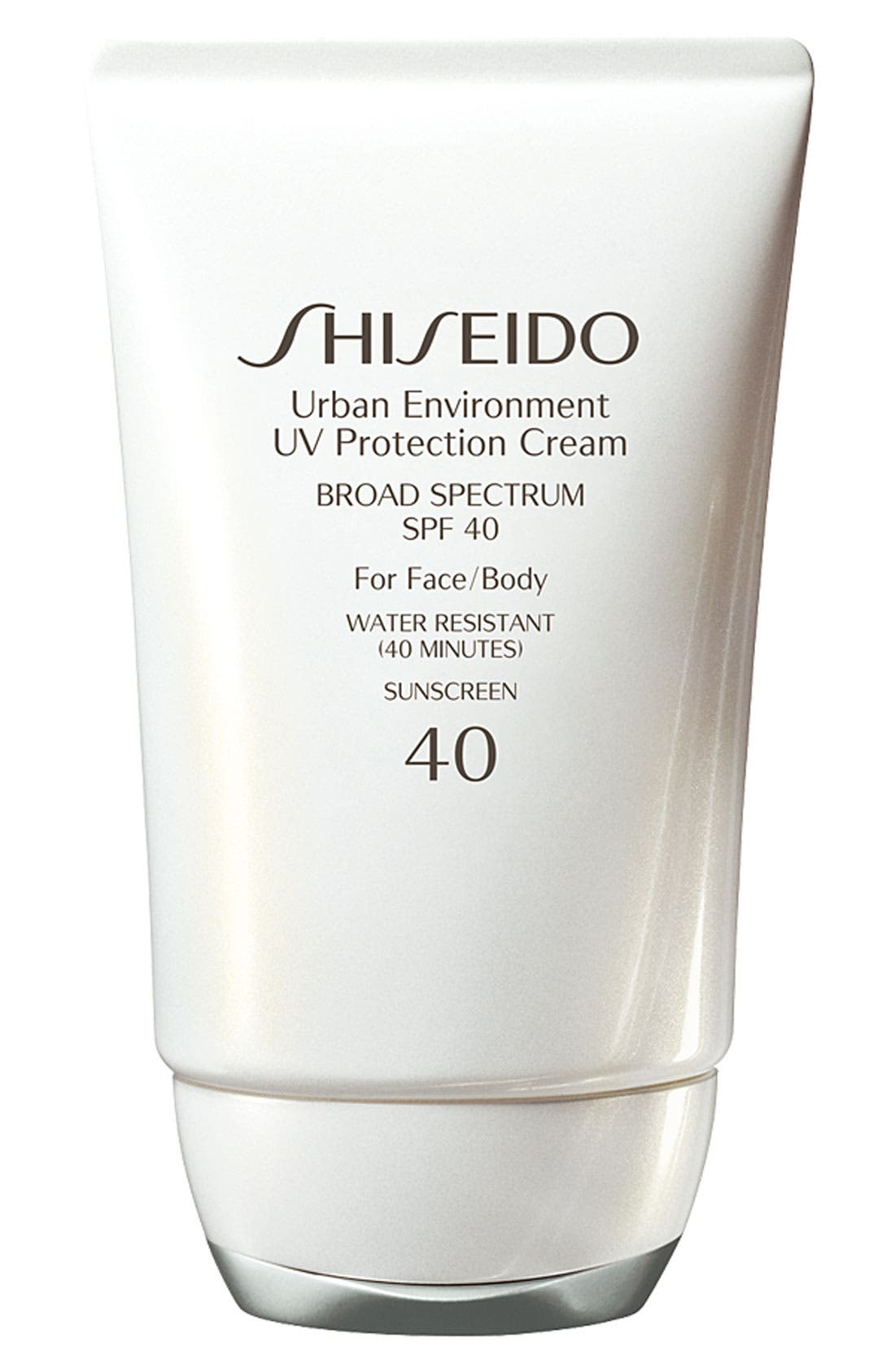 Shiseido 'Urban Environment' UV Protection Cream SPF 40