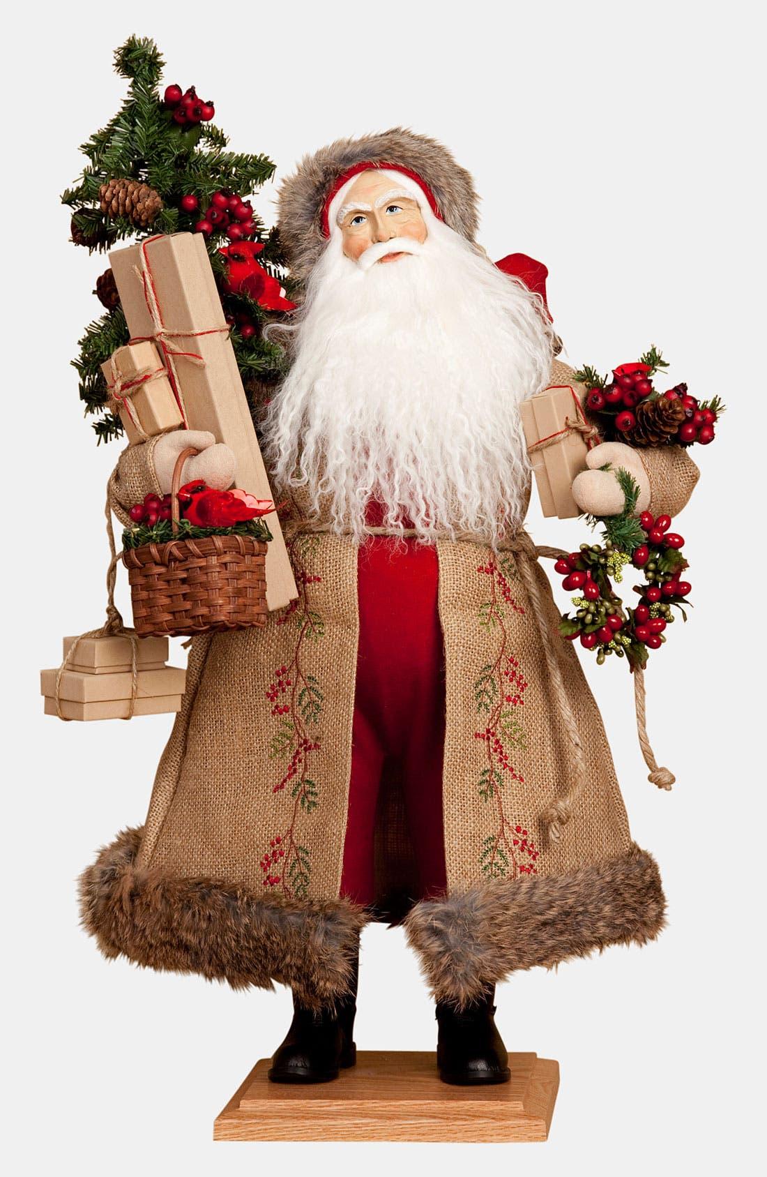 Main Image - Lynn Haney 'Countryside Holiday' Santa Figurine