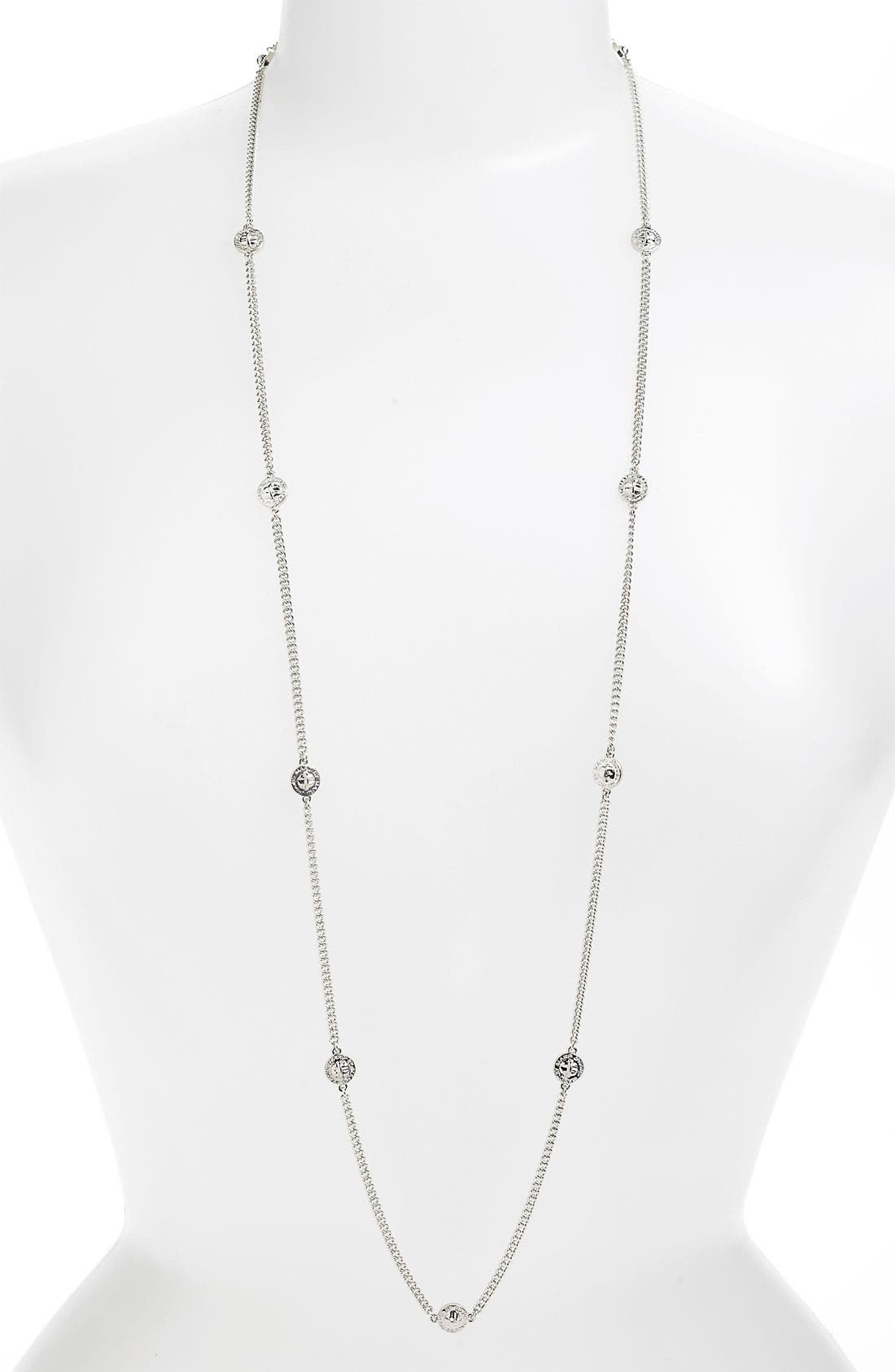 Alternate Image 1 Selected - MARC BY MARC JACOBS Long Station Necklace