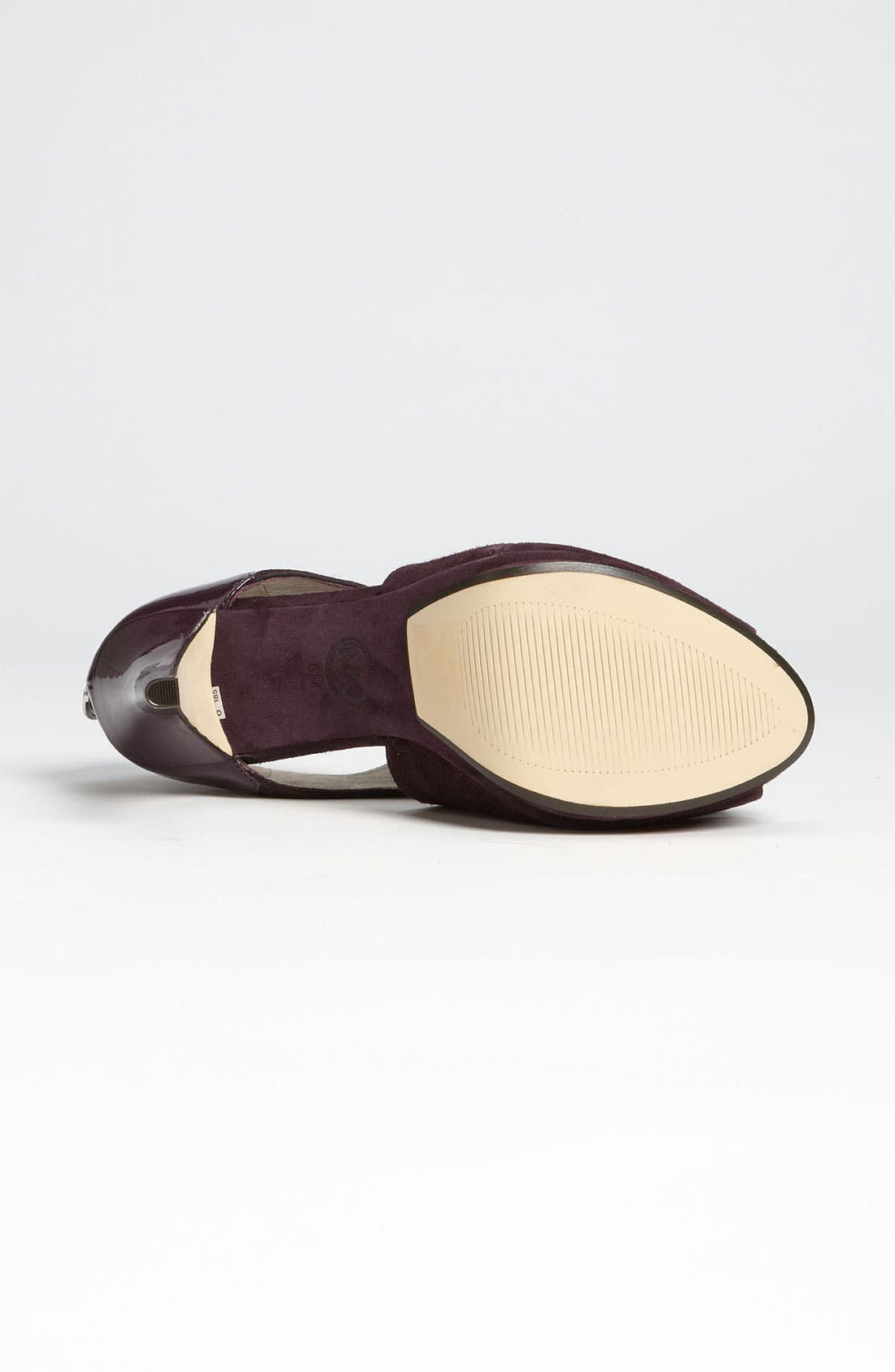 Alternate Image 4  - MICHAEL Michael Kors 'Elena' Cross Strap Sandal