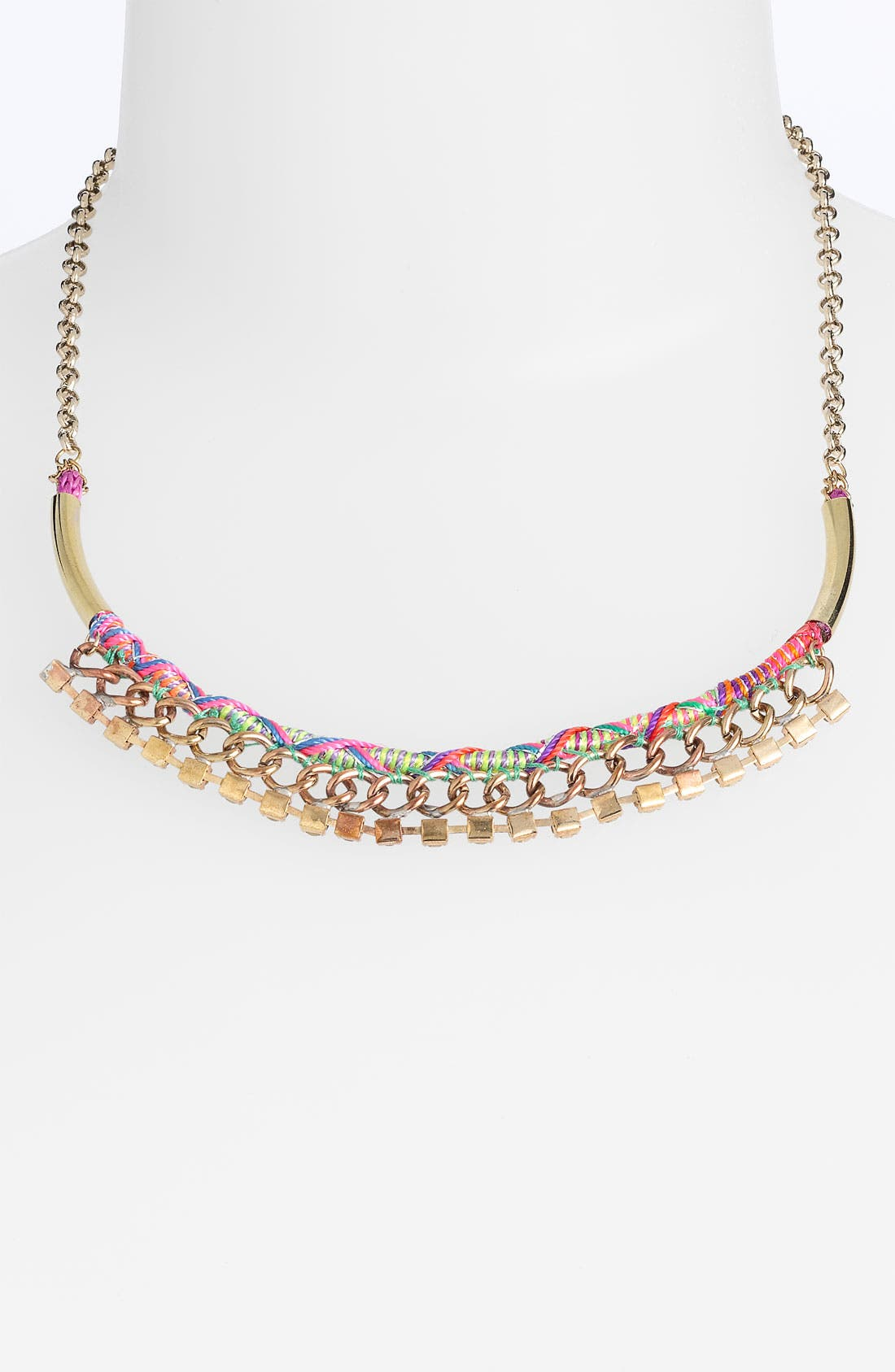 Alternate Image 1 Selected - Stephan & Co. Friendship Chain Necklace