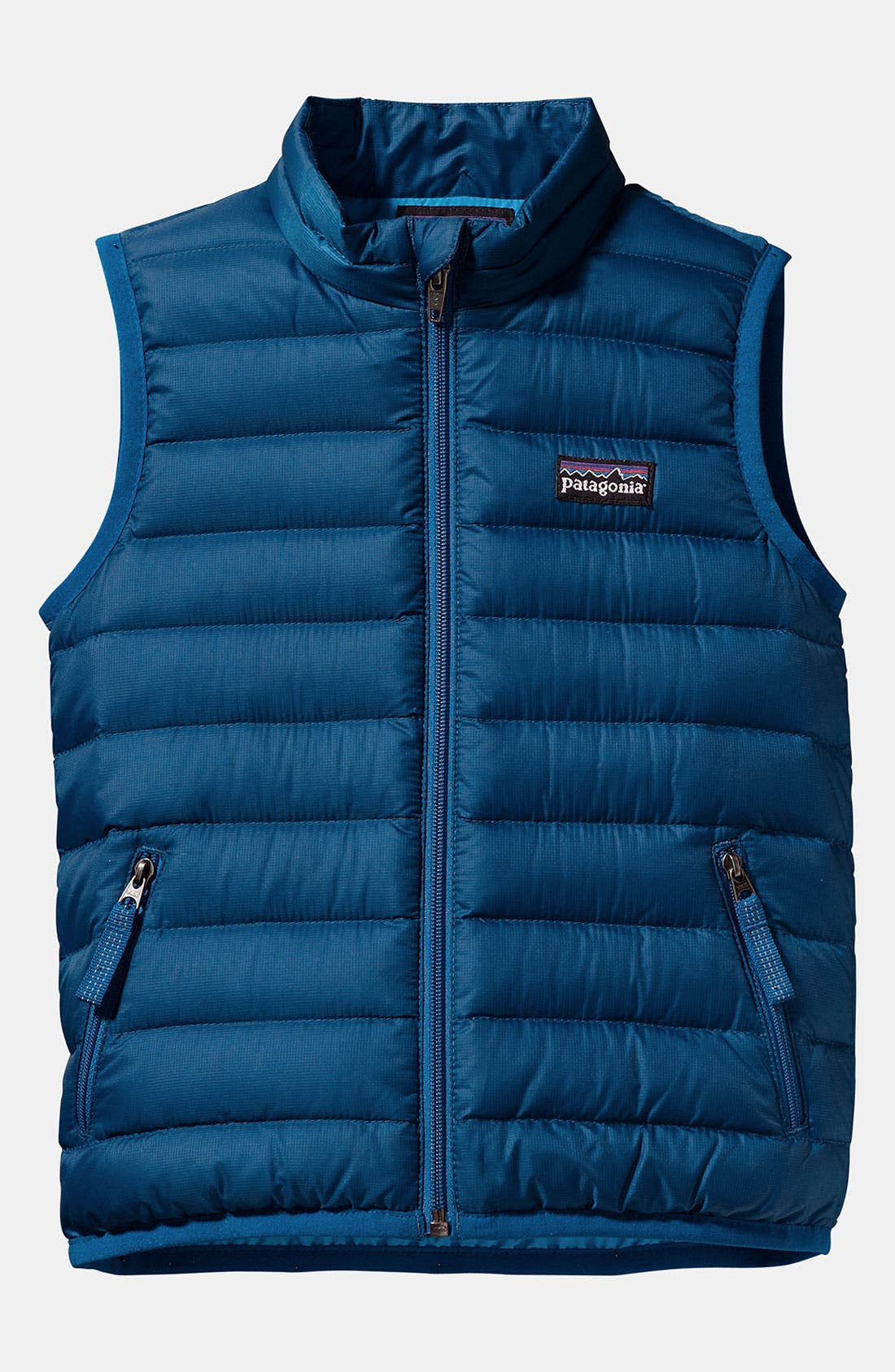 Main Image - Patagonia Down Sweater Vest (Toddler Boys)