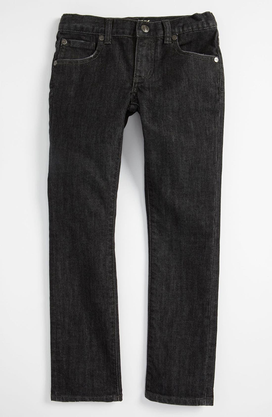 Alternate Image 2  - Peek 'Slouch' Jeans (Toddler, Little Boys & Big Boys)