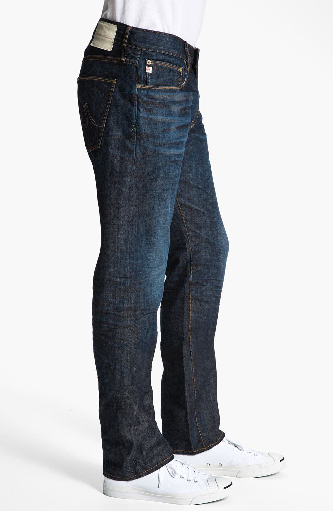 Alternate Image 3  - AG Jeans 'Geffen Easy Slim' Straight Leg Jeans (3 Year Resin)