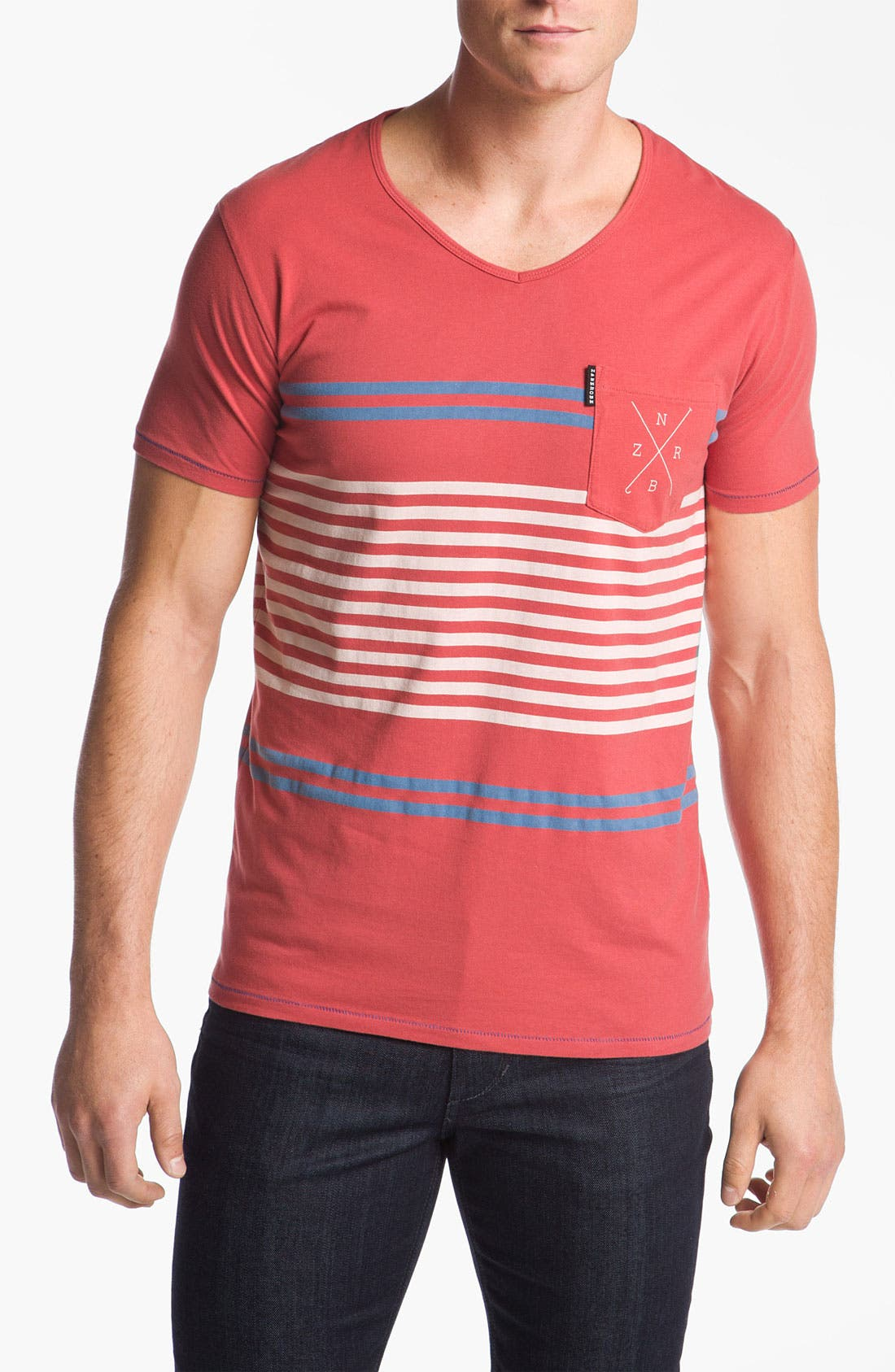 Alternate Image 1 Selected - Zanerobe 'Flynn' T-Shirt