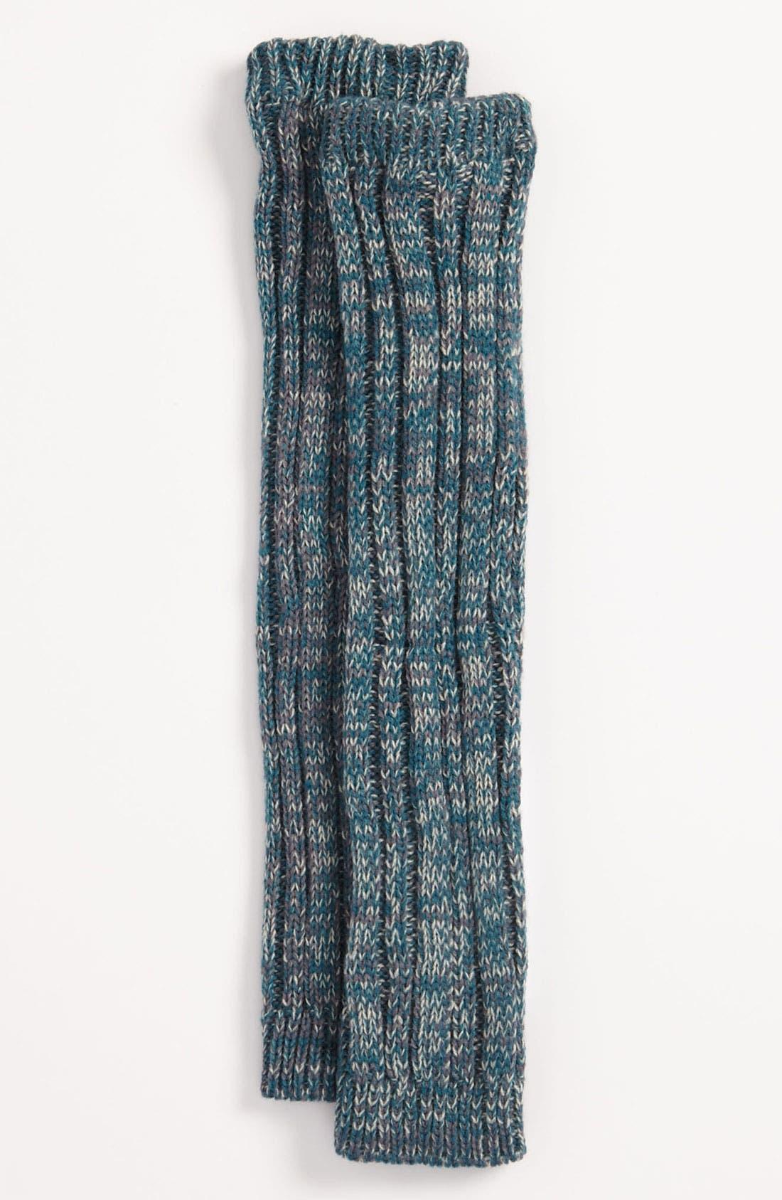 Alternate Image 1 Selected - Nordstrom Twisted Yarn Leg Warmers (Little Girls)