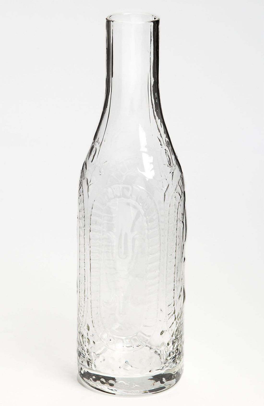 Alternate Image 1 Selected - Pressed Glass 'Lela' Carafe