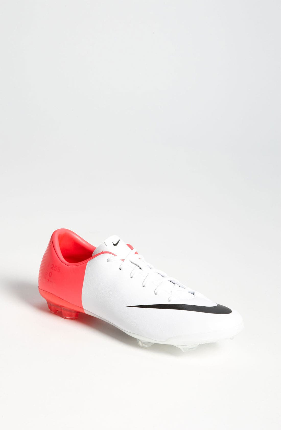 Alternate Image 1 Selected - Nike 'Mercurial Vapor VIII' Soccer Shoe (Little Kid & Big Kid)
