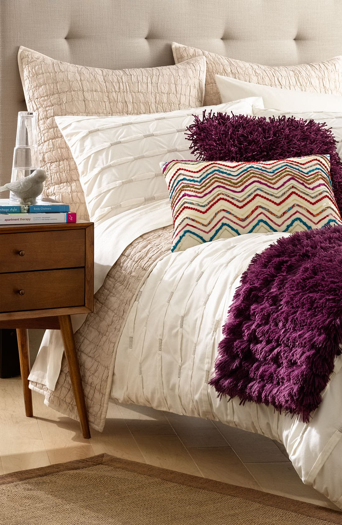 Alternate Image 3  - Nordstrom at Home 'Alice' Metallic Coverlet