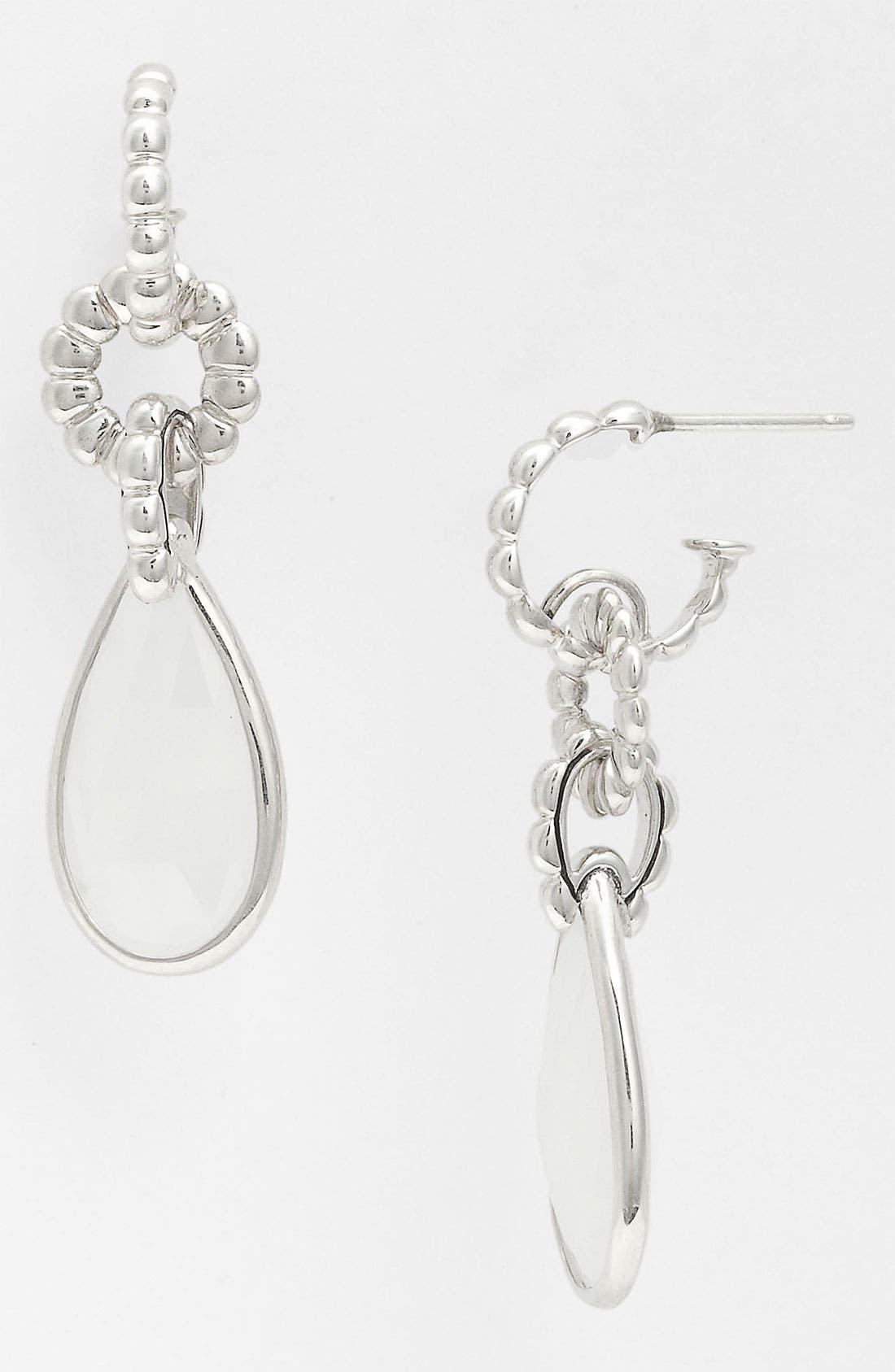 Main Image - John Hardy 'Bedeg' Small Stone Drop Earrings