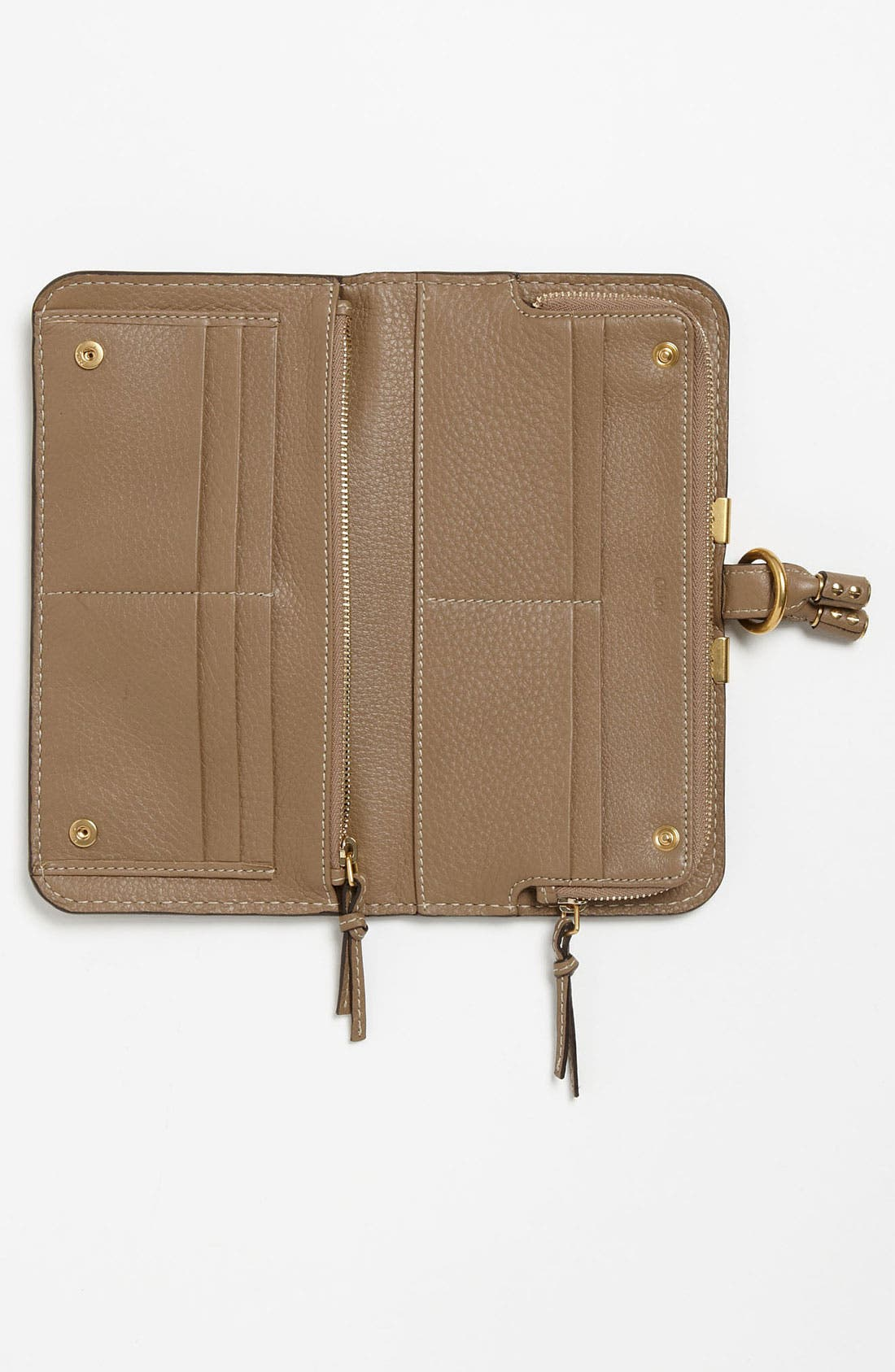 Alternate Image 3  - Chloé 'Marcie' Continental Snap Wallet