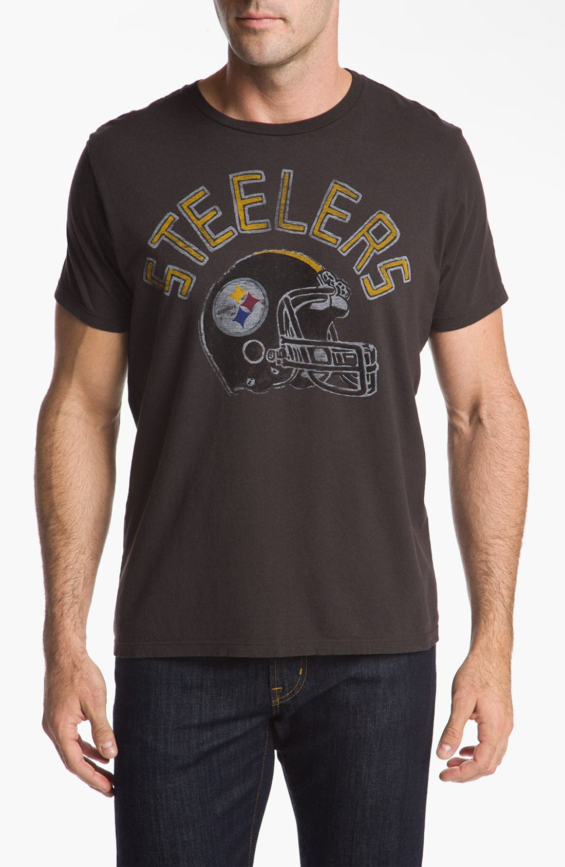 Alternate Image 1 Selected - Junk Food 'Pittsburgh Steelers' T-Shirt