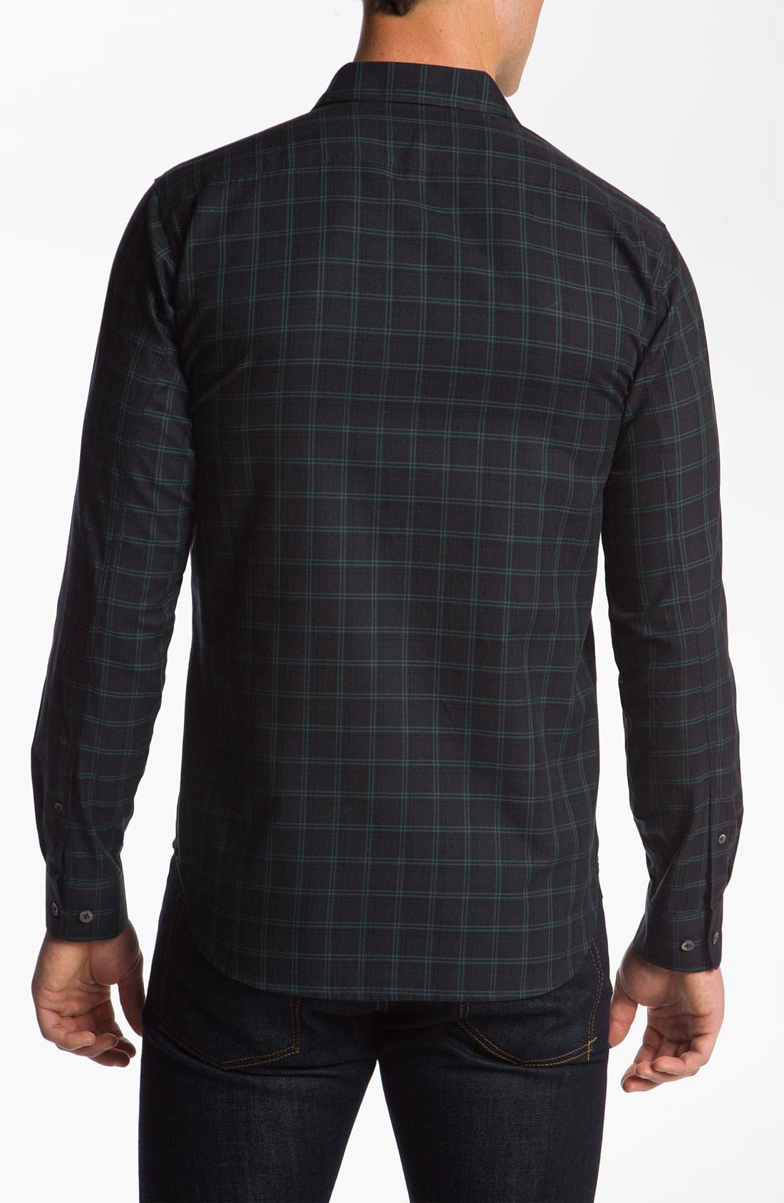 Alternate Image 2  - Theory 'Morvan' Woven Shirt