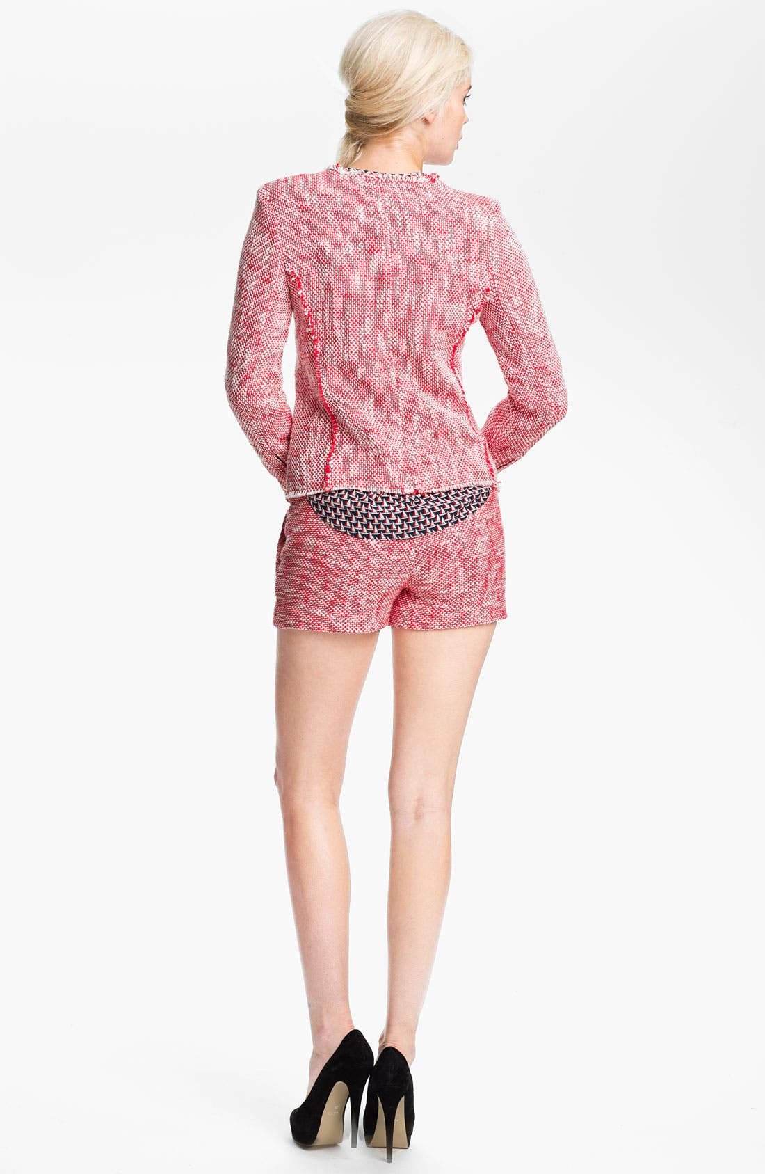 Alternate Image 5  - Joie 'Merci' Tweed Shorts