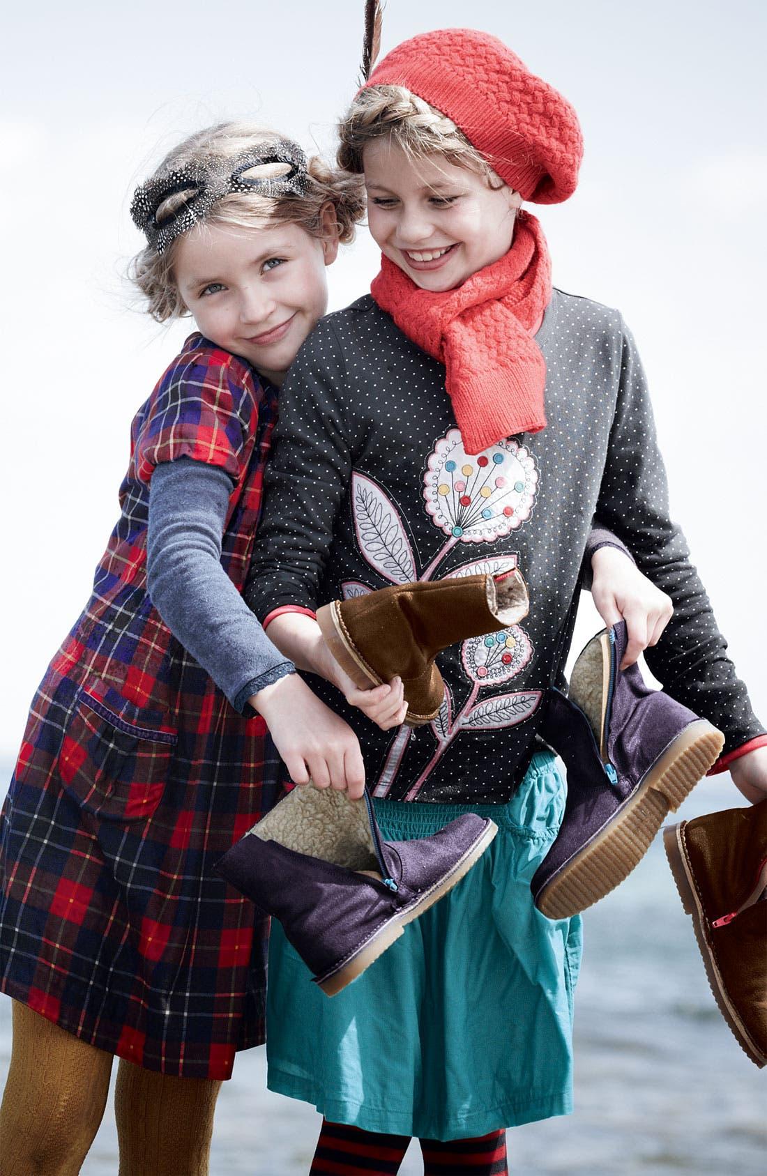 Alternate Image 2  - Mini Boden 'Nordic Appliqué' Tee (Toddler, Little Girls & Big Girls)